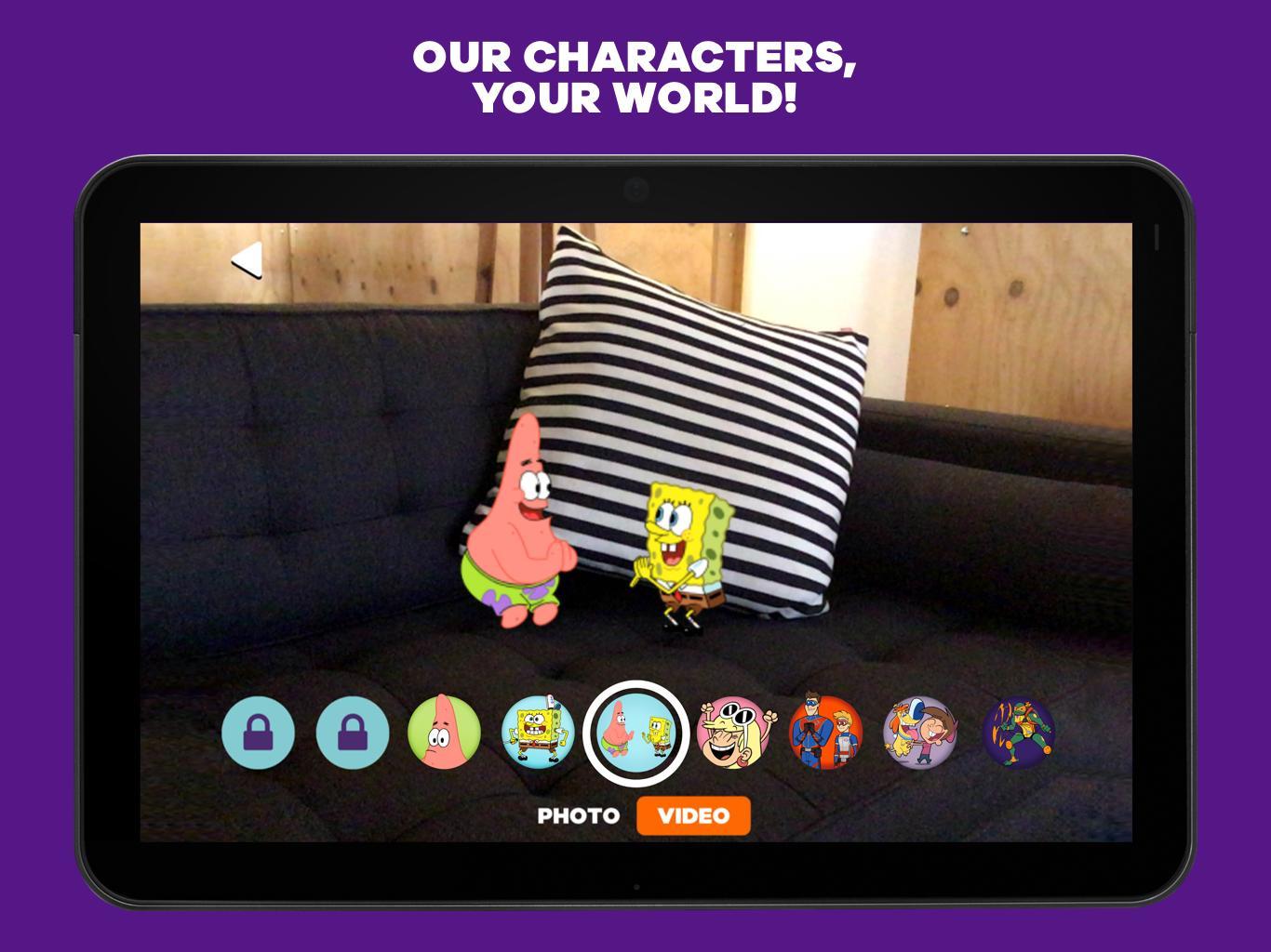 SCREENS UP by Nickelodeon 6.1.1763 Screenshot 11