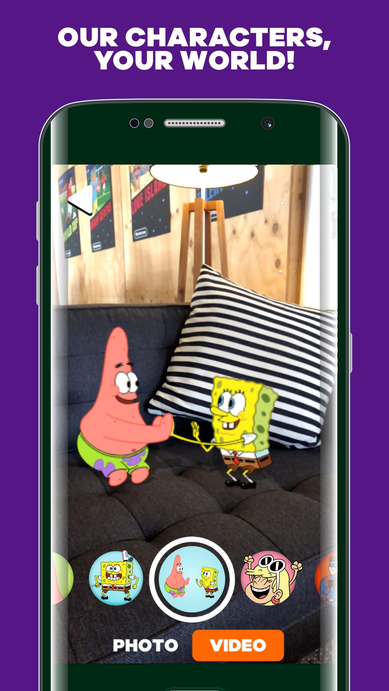 SCREENS UP by Nickelodeon 6.1.1763 Screenshot 2