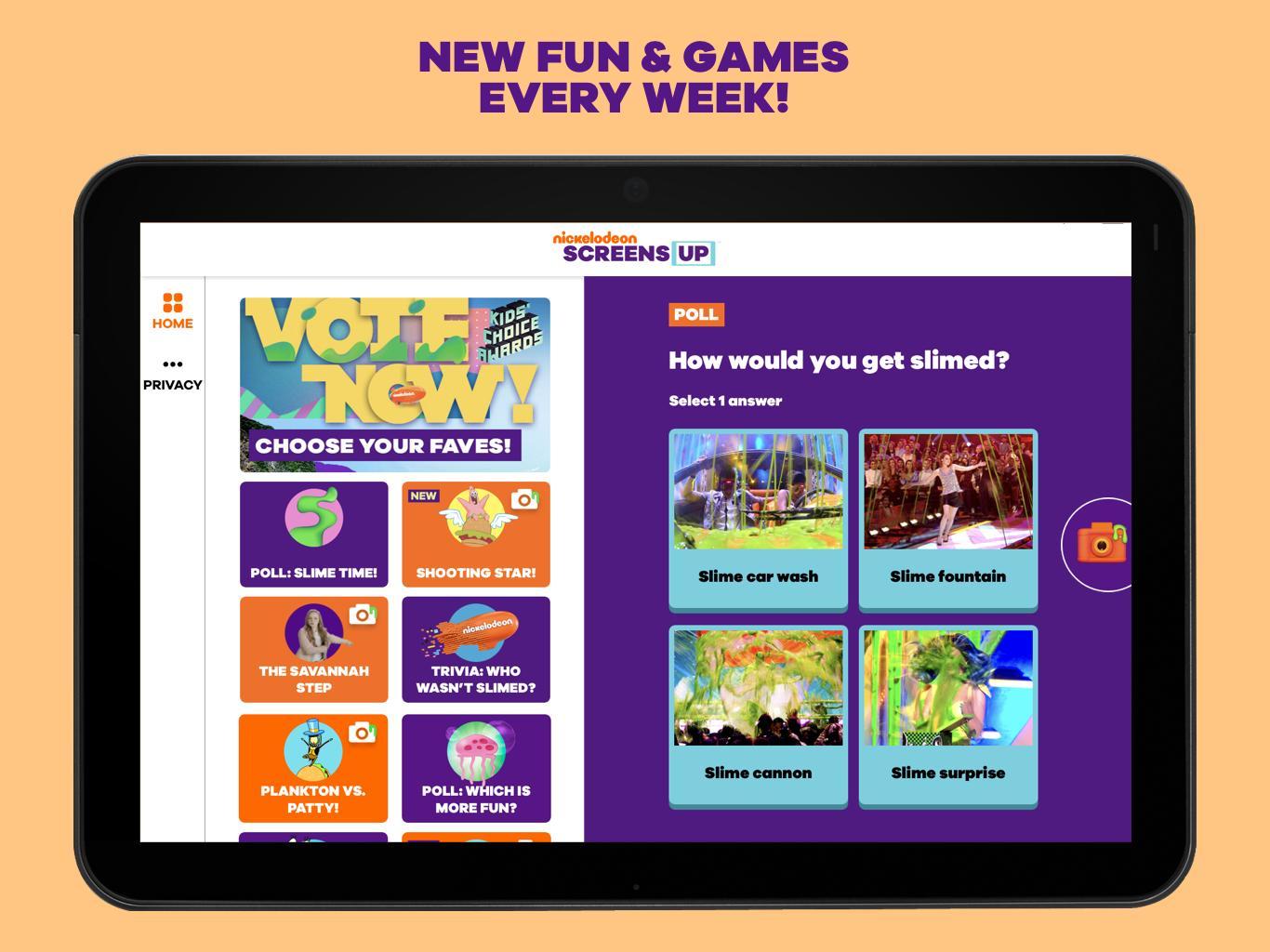 SCREENS UP by Nickelodeon 6.1.1763 Screenshot 9