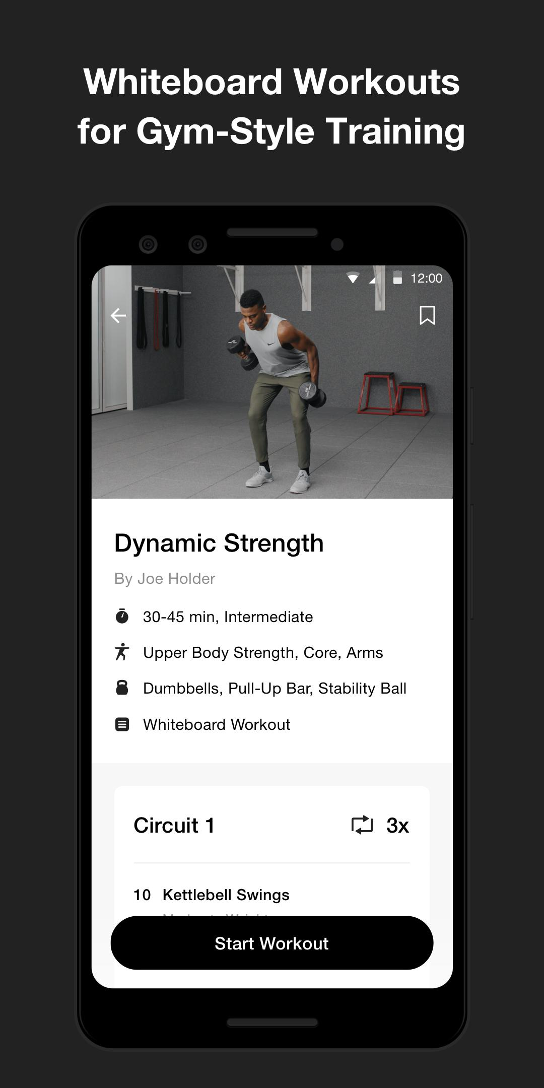 Nike Training Club - Home workouts & fitness plans 6.22.0 Screenshot 6