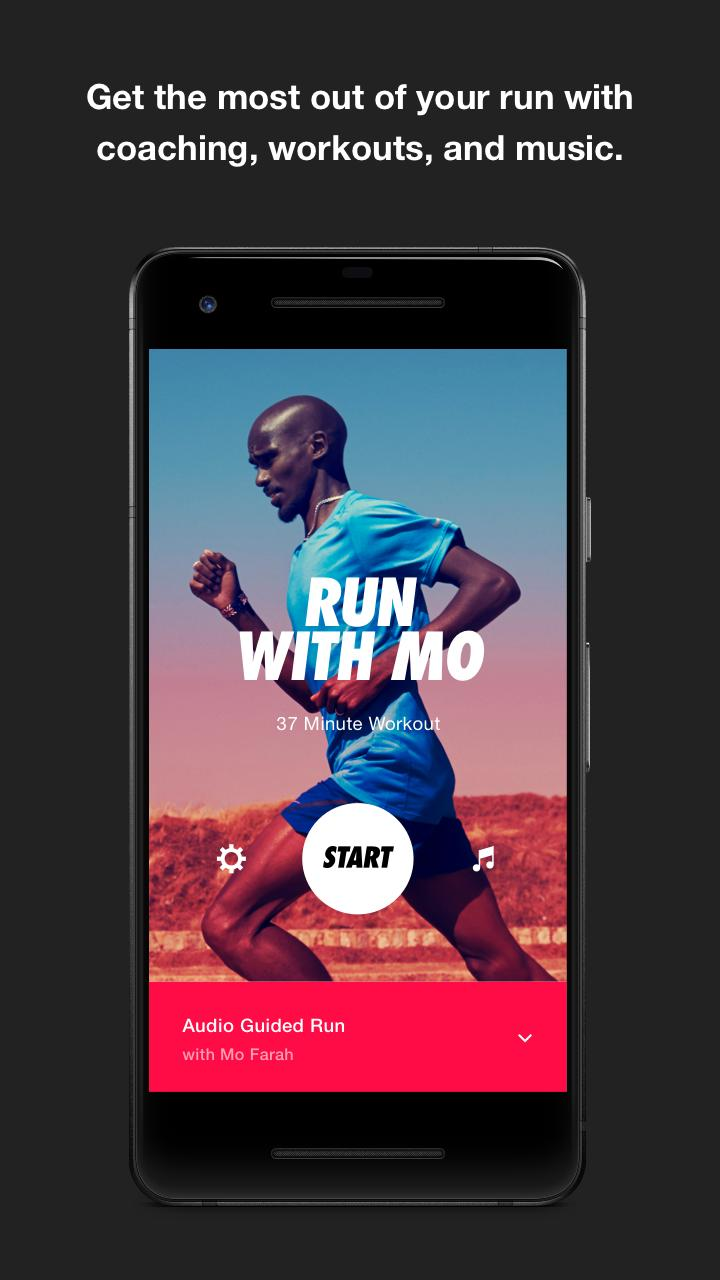 Nike Run Club 3.3.0 Screenshot 1