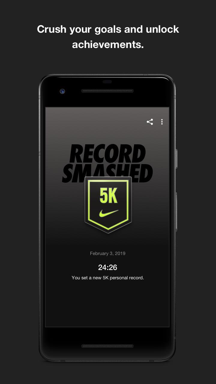 Nike Run Club 3.3.0 Screenshot 4