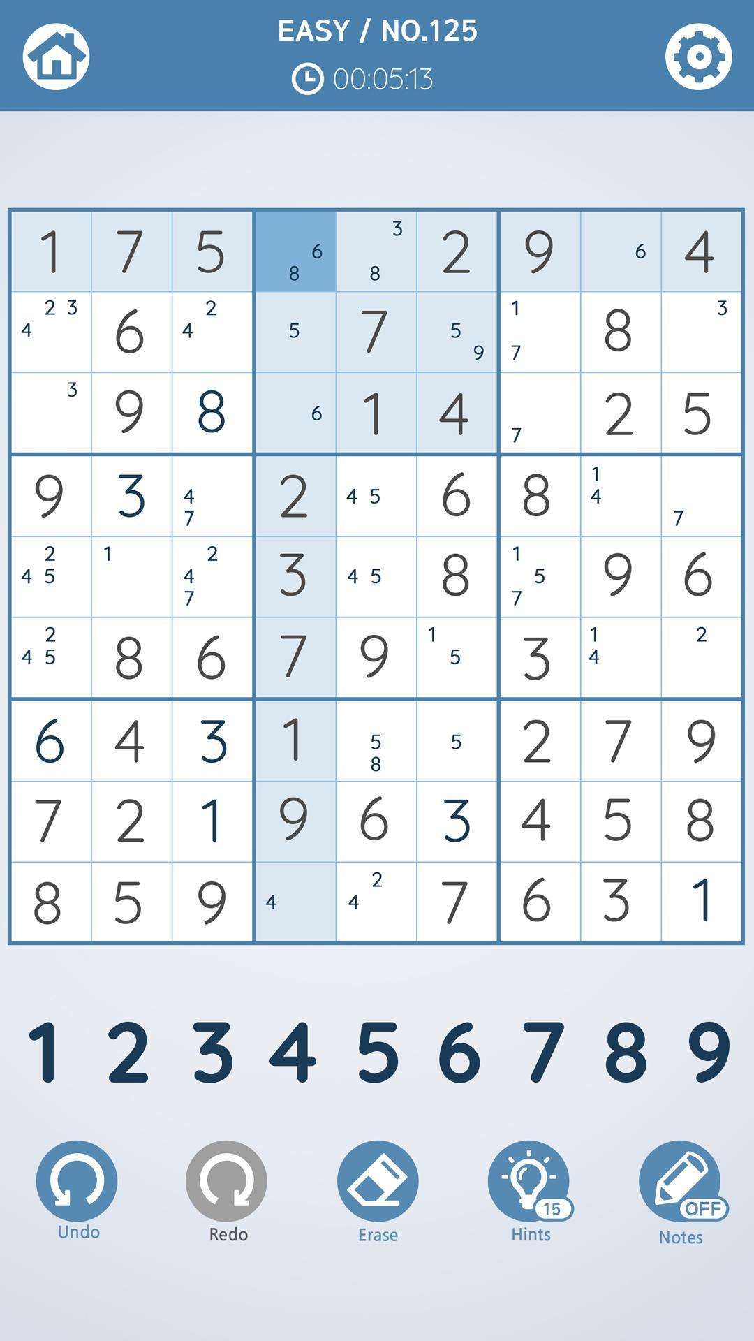 Sudoku 2020 : Evolve Your Brain 1.1.24 Screenshot 1