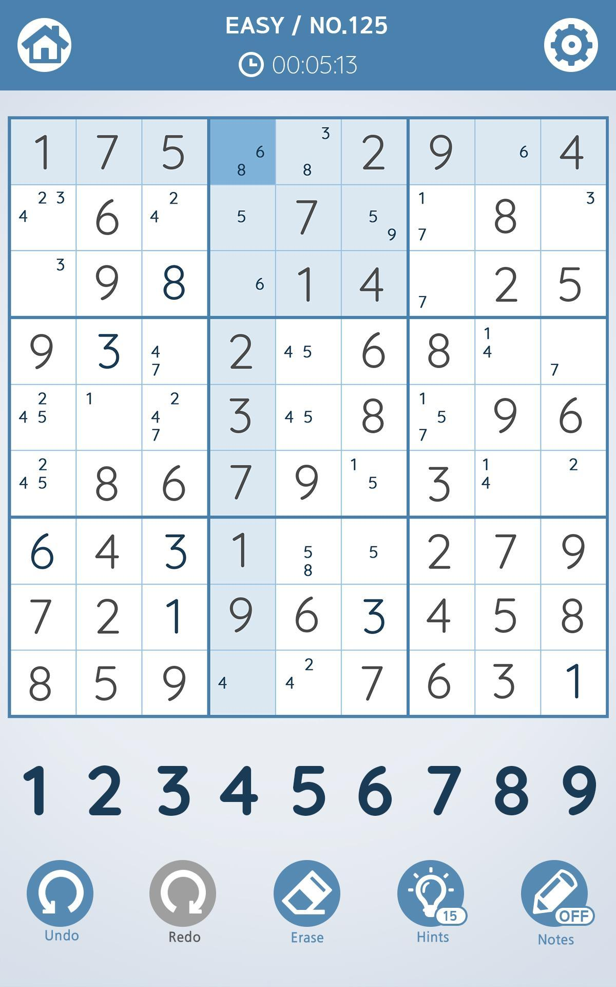 Sudoku 2020 : Evolve Your Brain 1.1.24 Screenshot 15