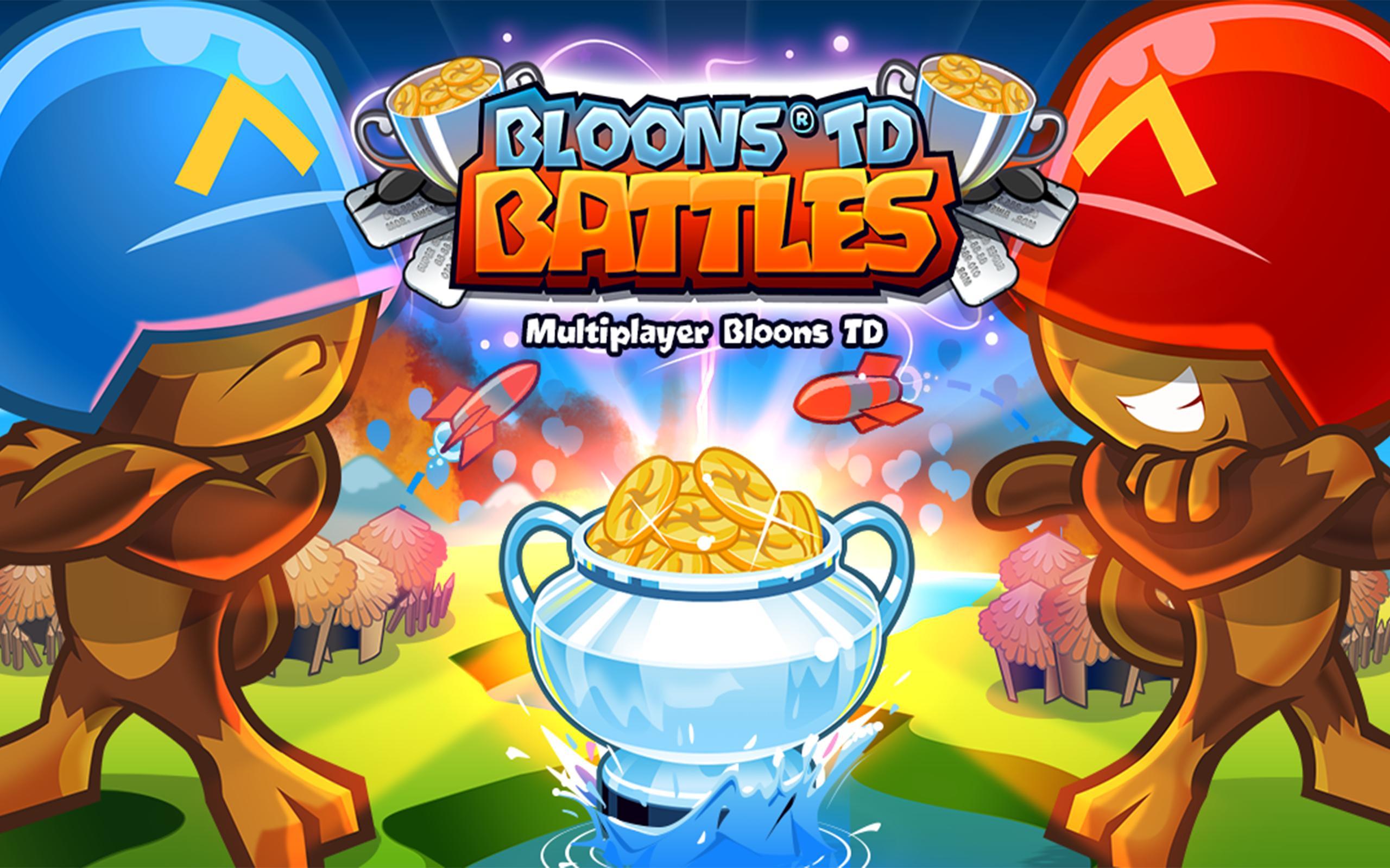 Bloons TD Battles 6.6.0 Screenshot 1