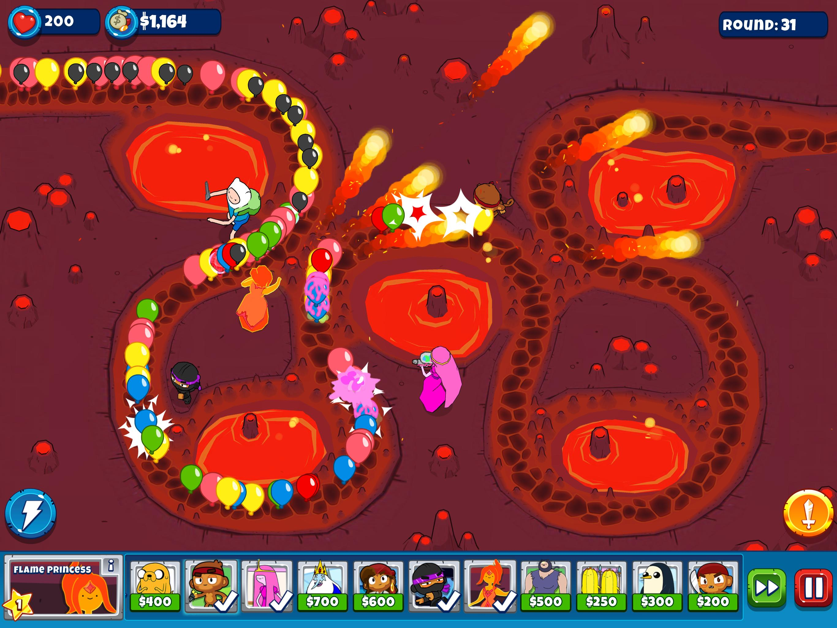 Bloons Adventure Time TD 1.7 Screenshot 13