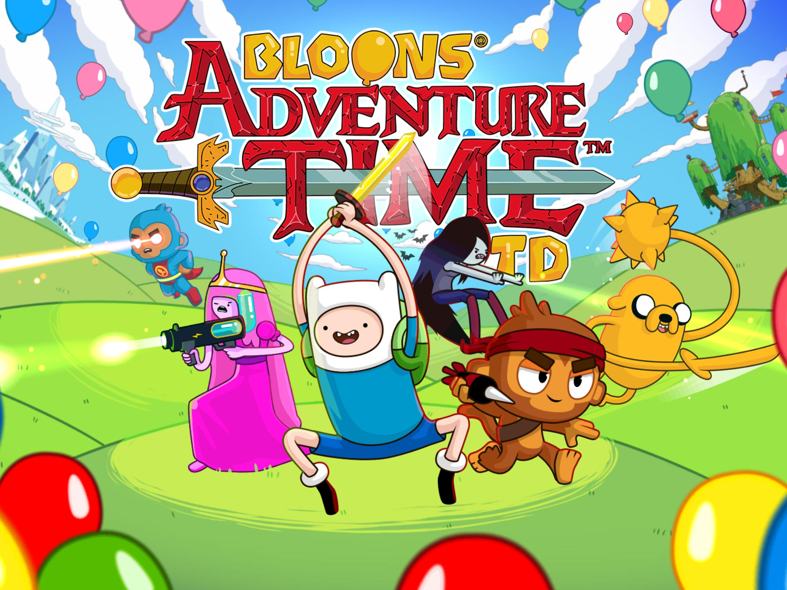 Bloons Adventure Time TD 1.7 Screenshot 14