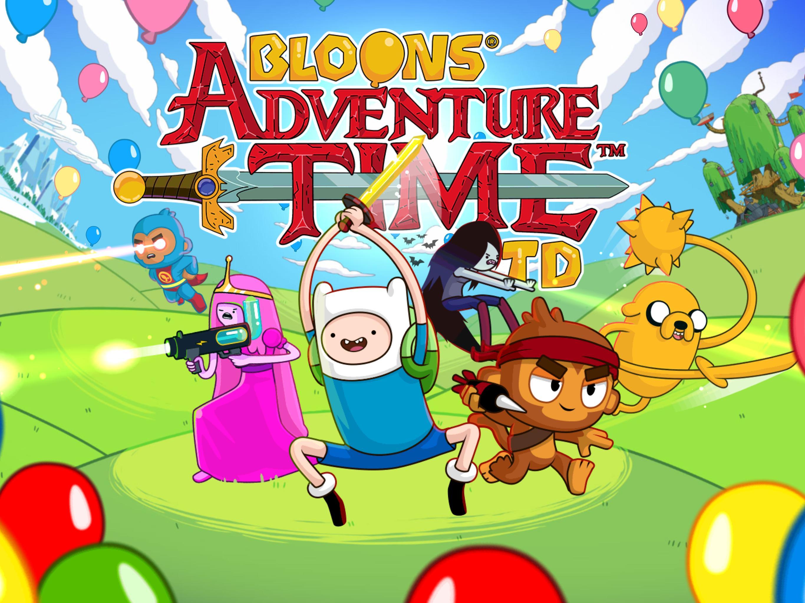 Bloons Adventure Time TD 1.7 Screenshot 21