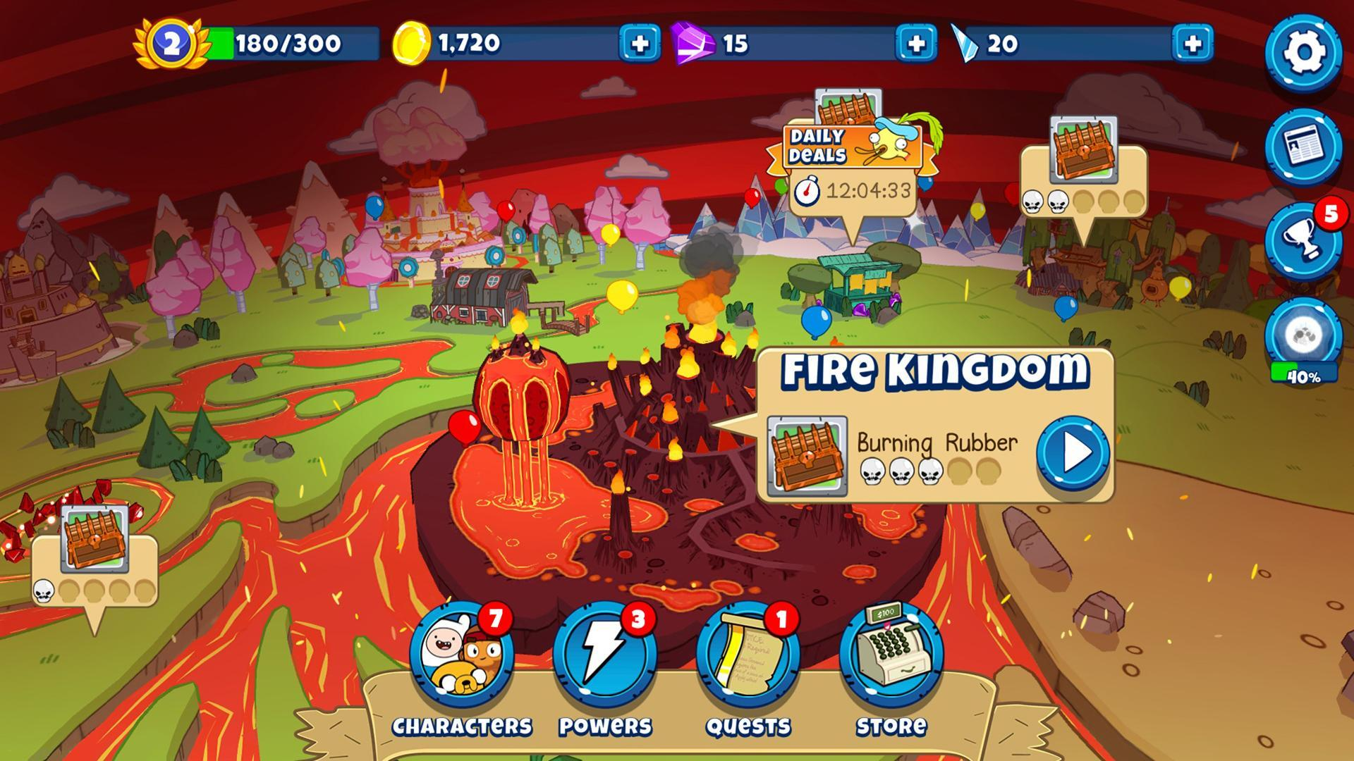 Bloons Adventure Time TD 1.7 Screenshot 3