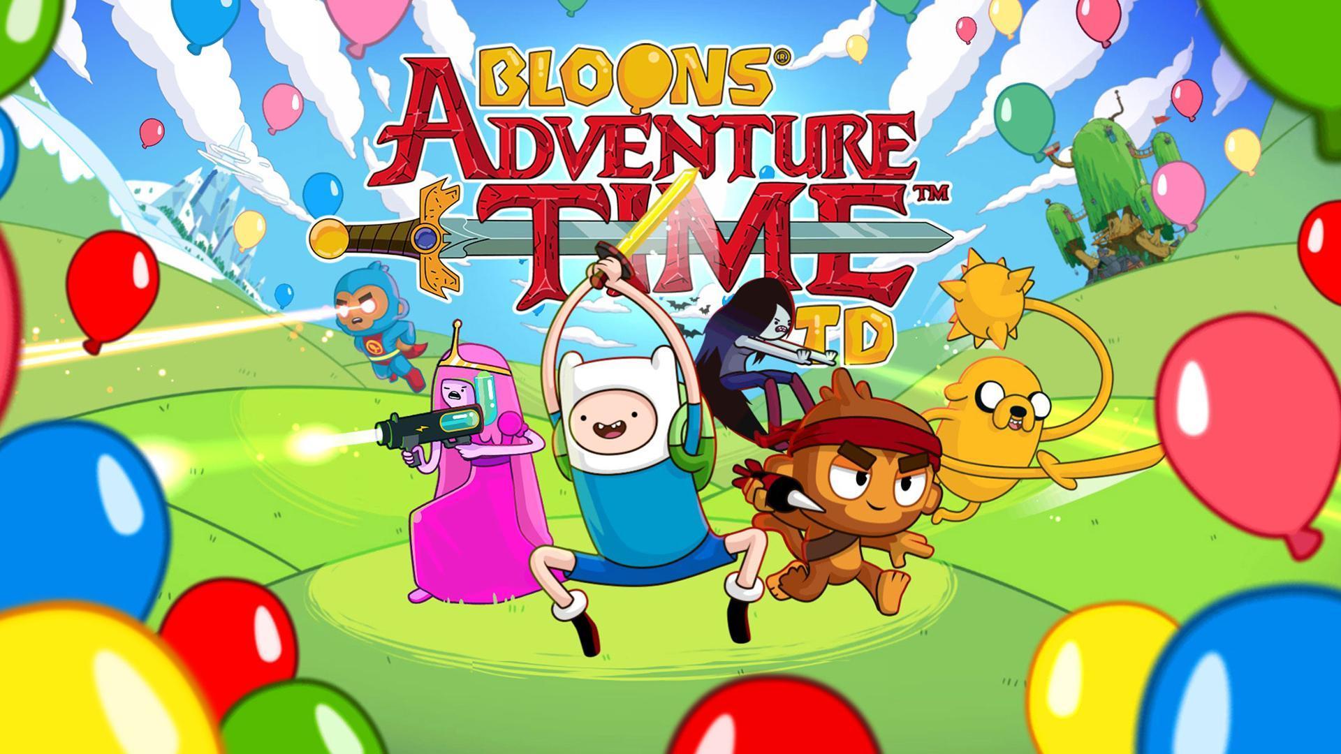 Bloons Adventure Time TD 1.7 Screenshot 7