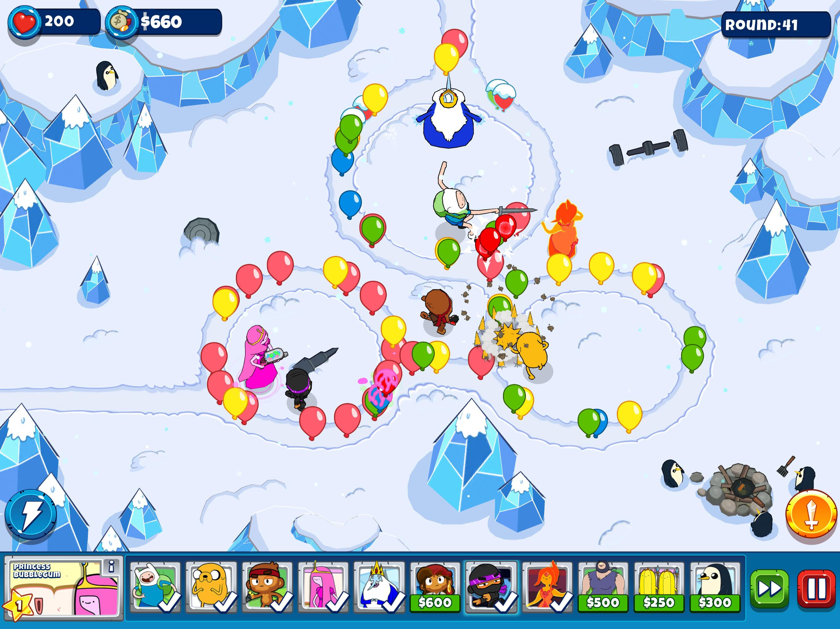 Bloons Adventure Time TD 1.7 Screenshot 8