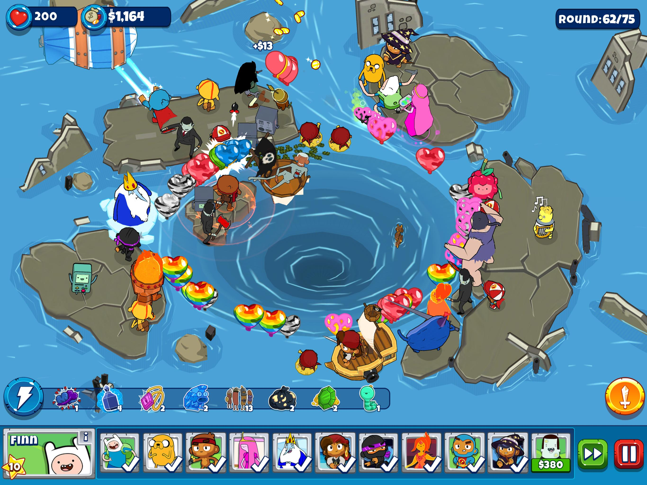 Bloons Adventure Time TD 1.7 Screenshot 9