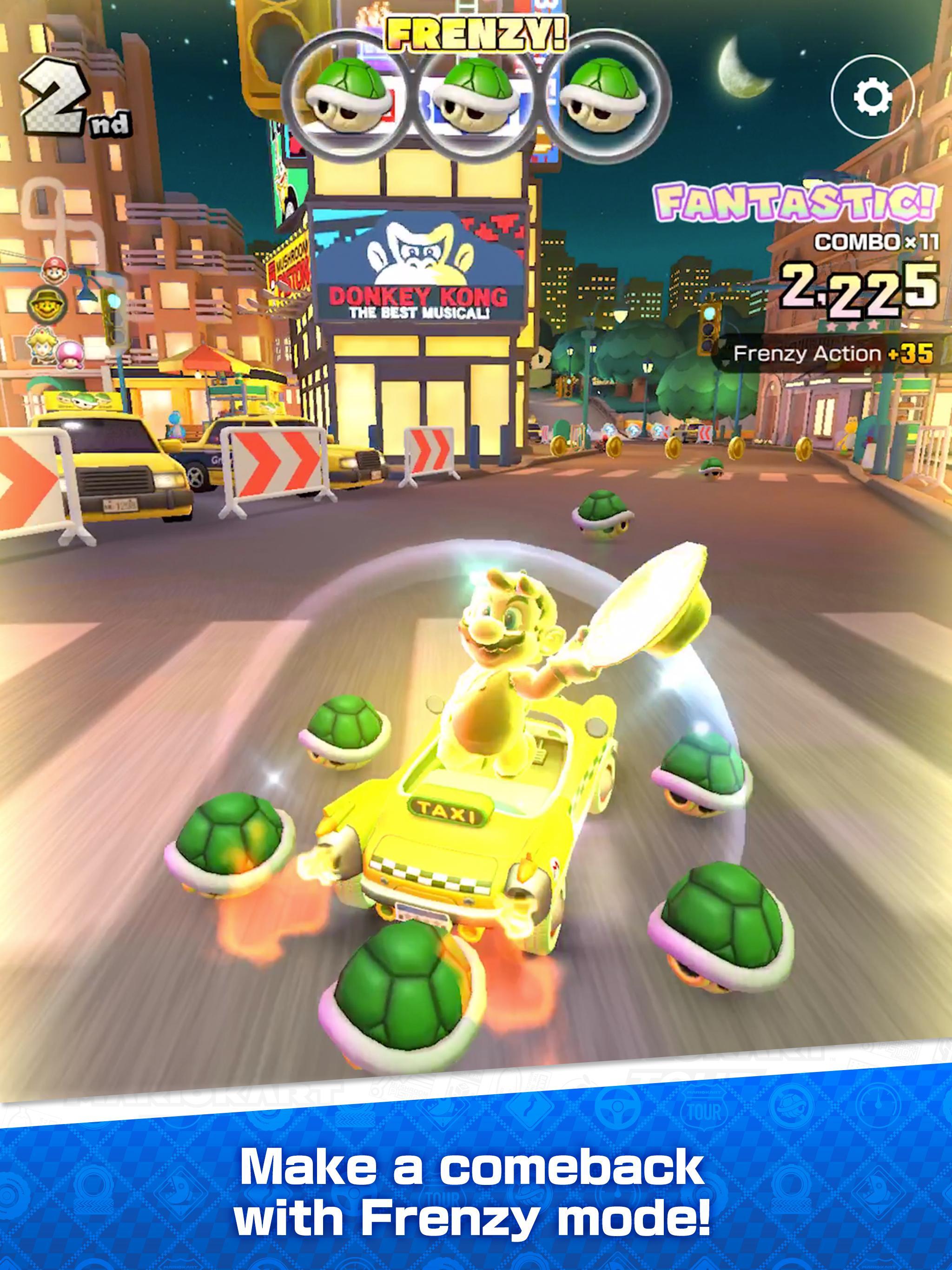 Mario Kart Tour 2.1.1 Screenshot 21
