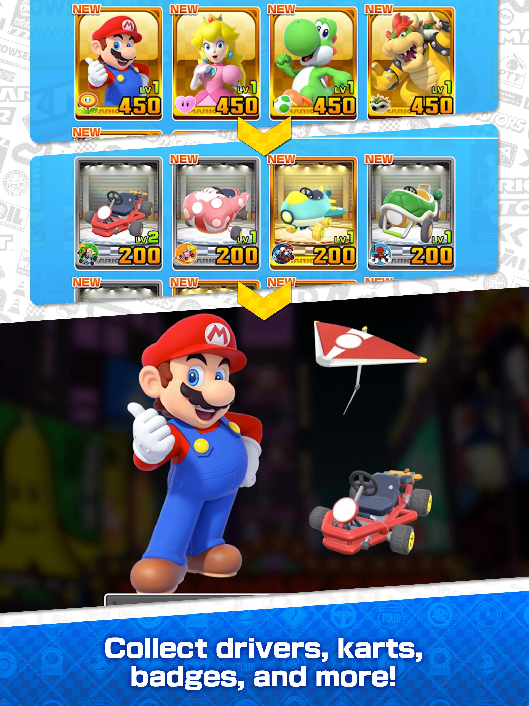 Mario Kart Tour 2.1.1 Screenshot 23