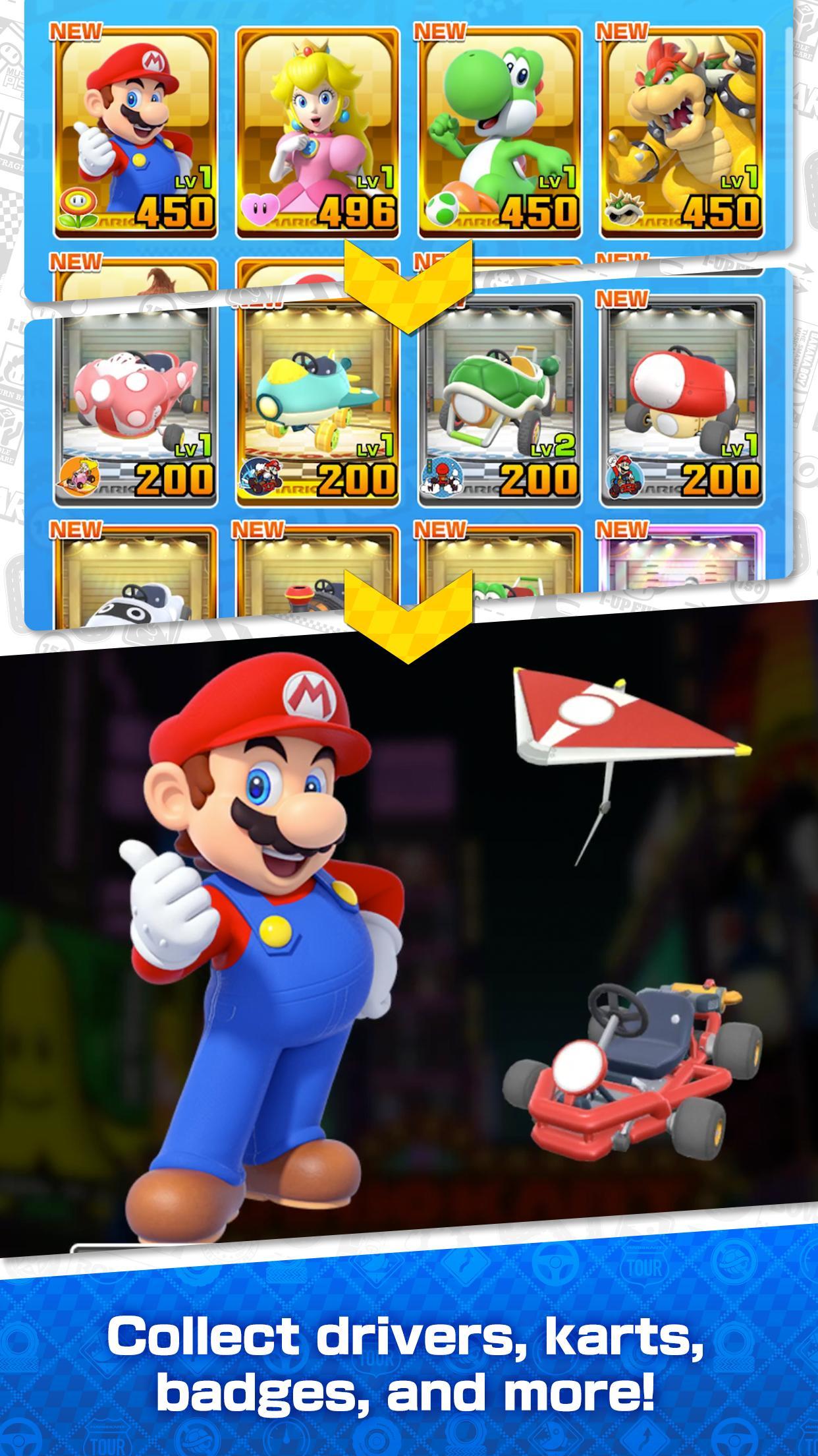Mario Kart Tour 2.1.1 Screenshot 7