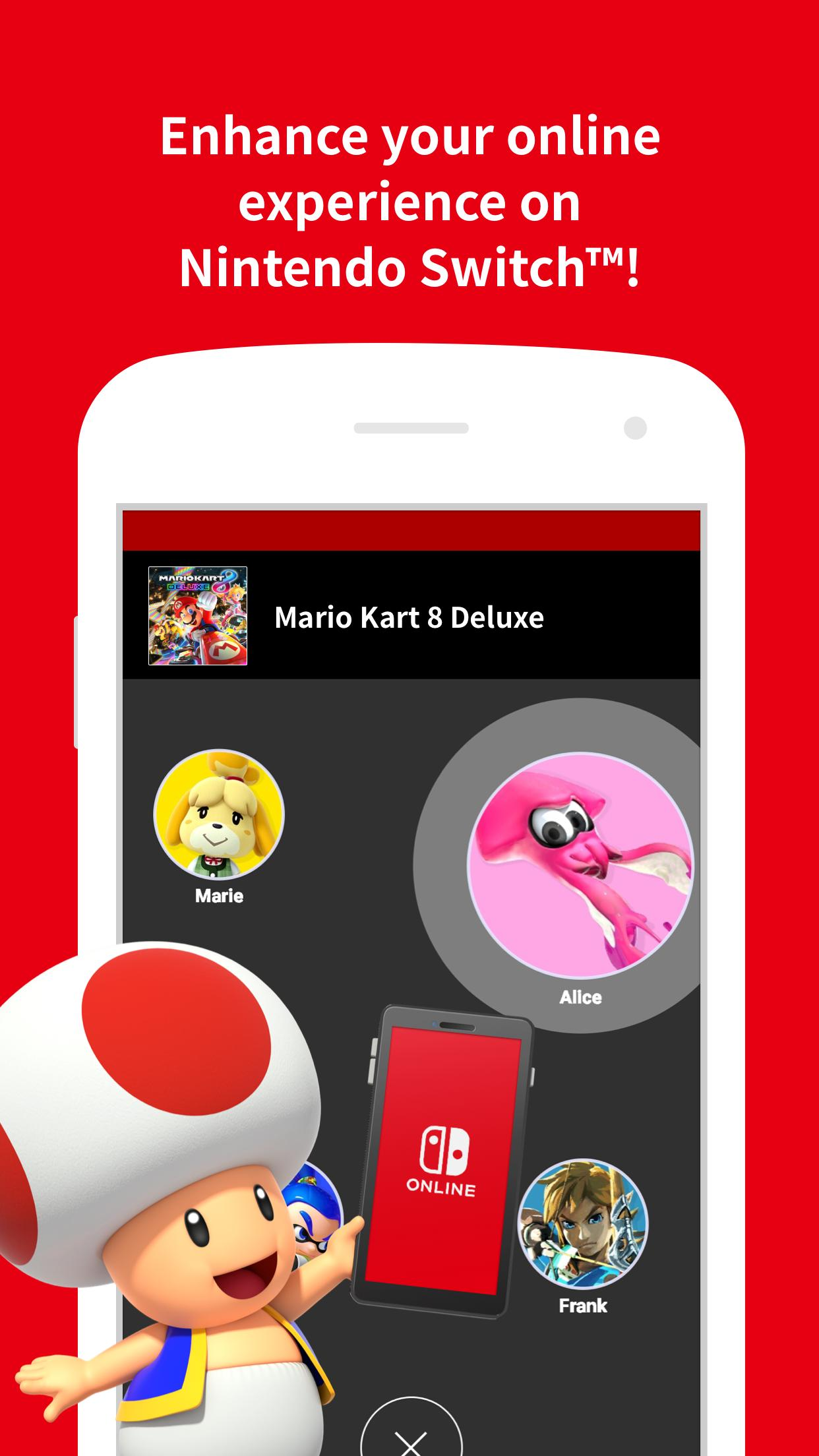 Nintendo Switch Online 1.5.2 Screenshot 1