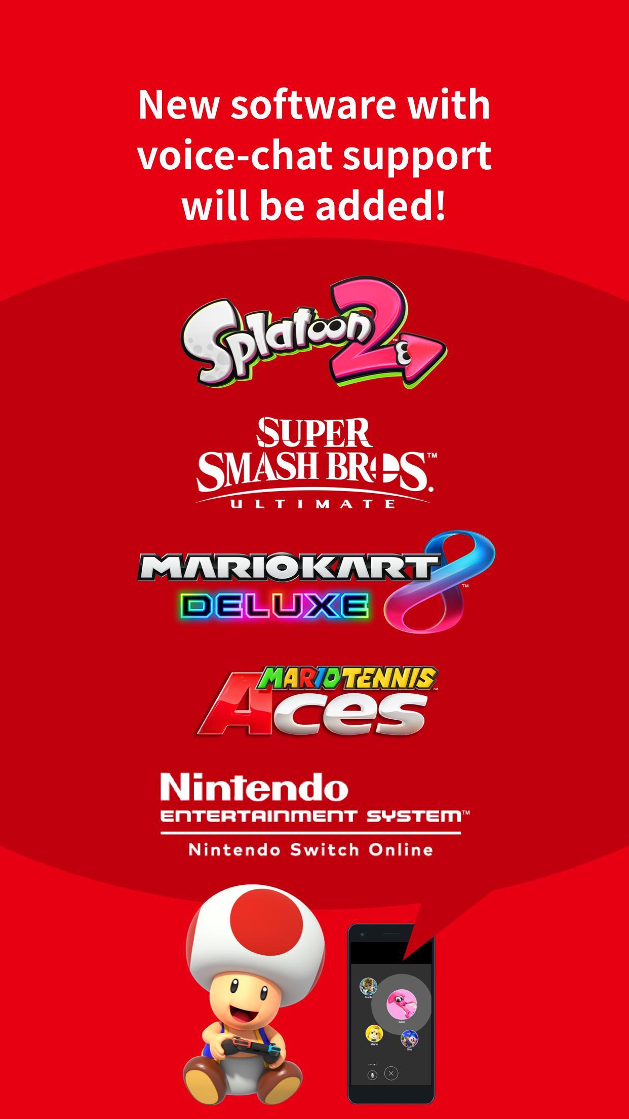 Nintendo Switch Online 1.5.2 Screenshot 2