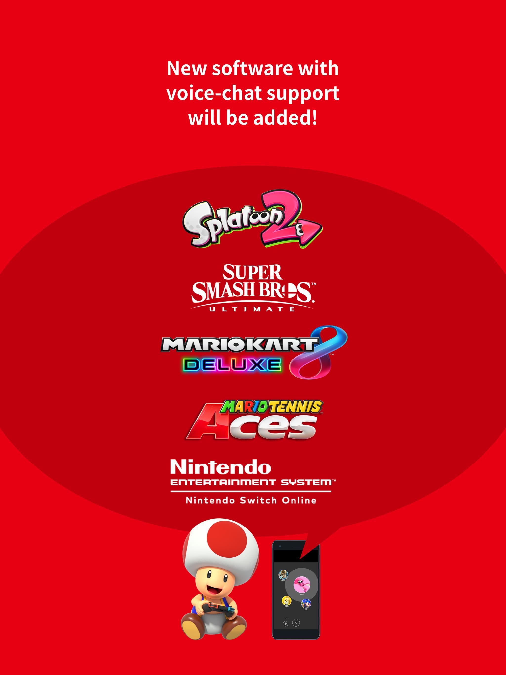 Nintendo Switch Online 1.5.2 Screenshot 7