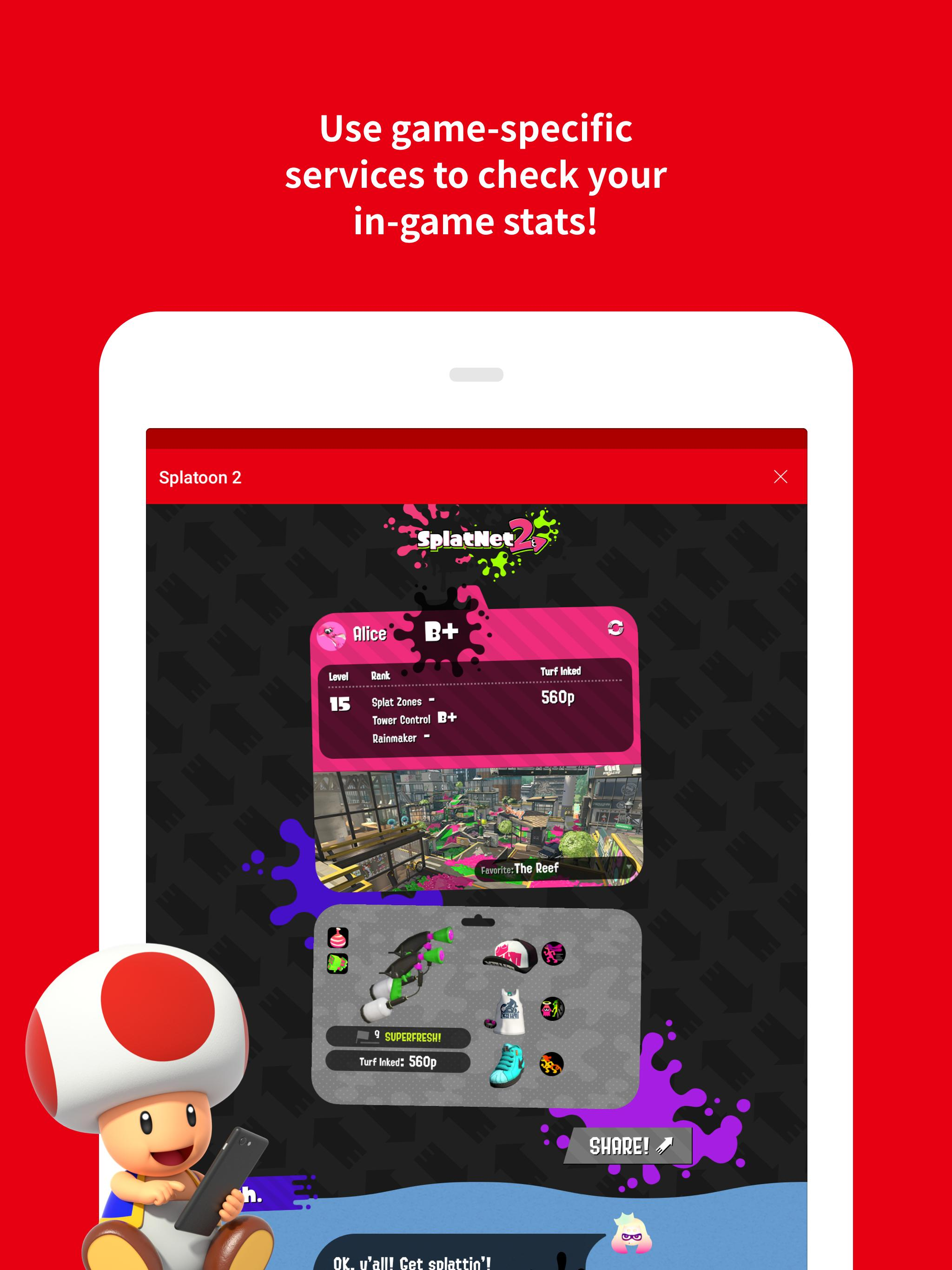 Nintendo Switch Online 1.5.2 Screenshot 8