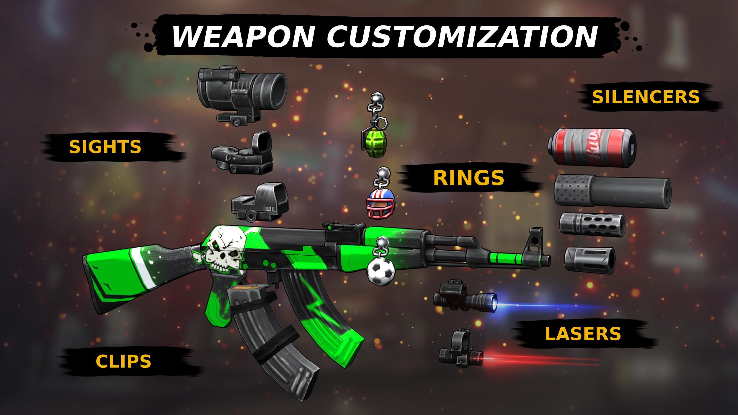 KUBOOM 3D: FPS Shooter 3.04 Screenshot 2
