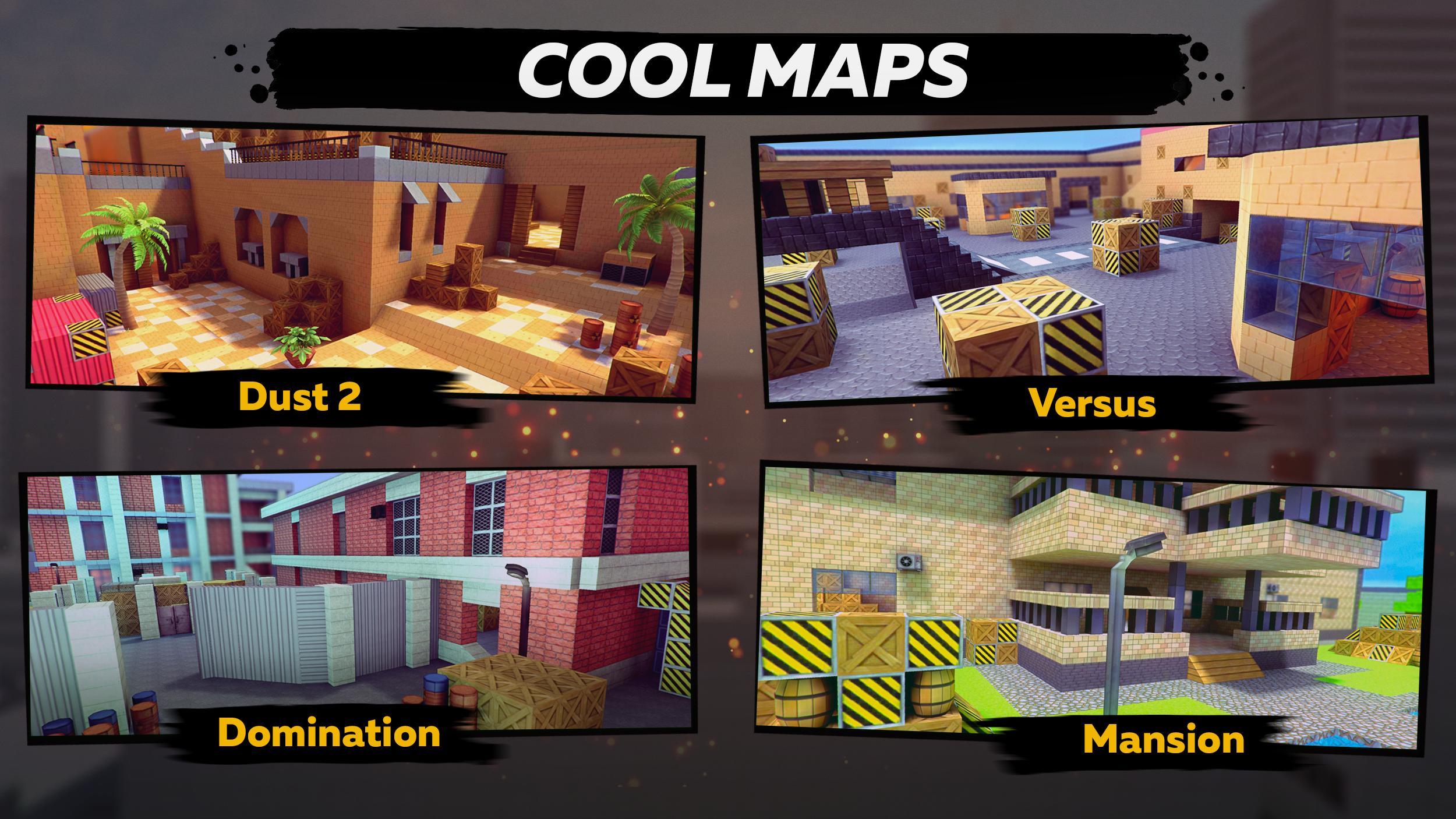 KUBOOM 3D: FPS Shooter 3.04 Screenshot 21