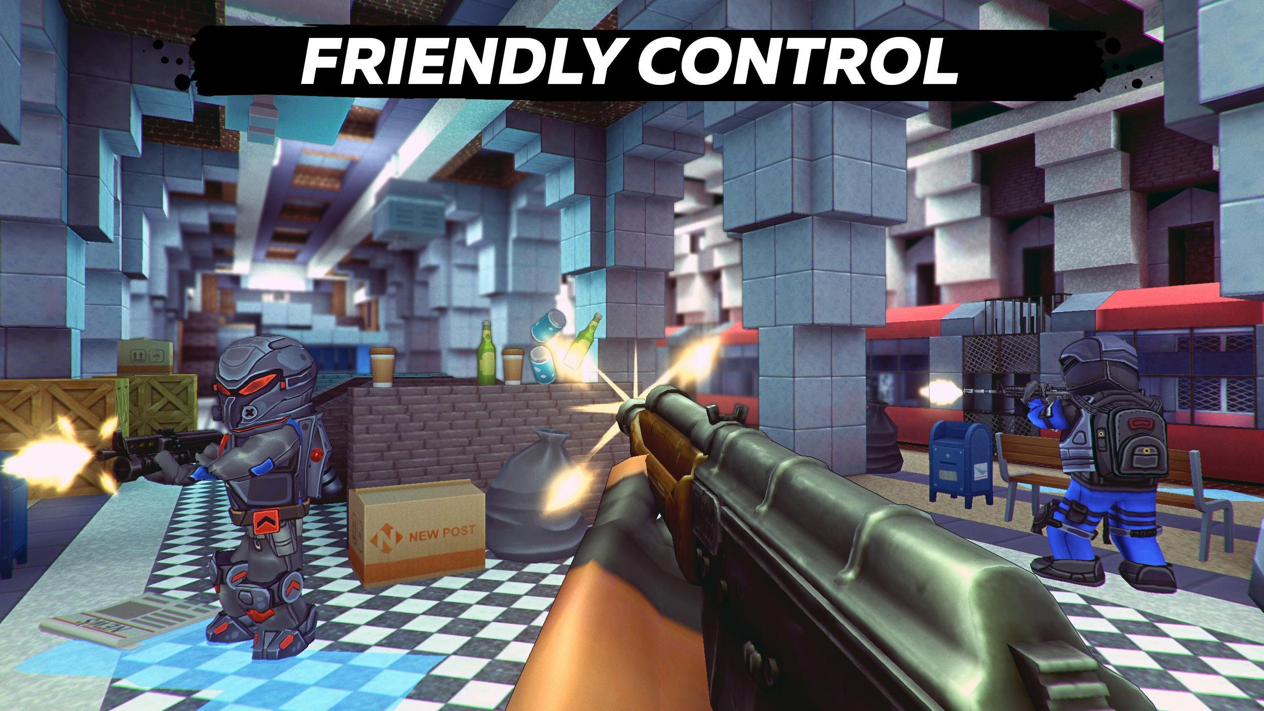 KUBOOM 3D: FPS Shooter 3.04 Screenshot 23