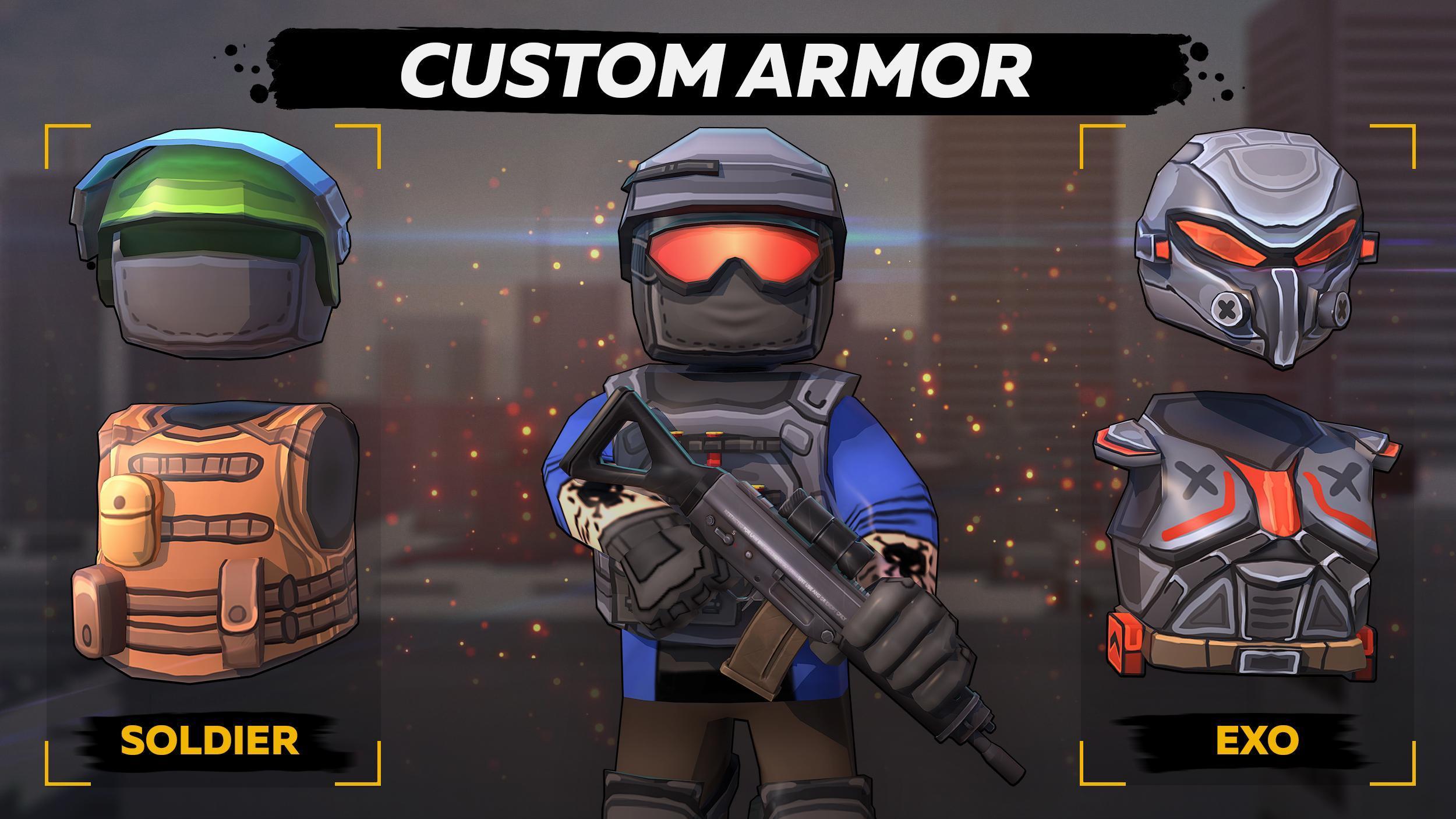 KUBOOM 3D: FPS Shooter 3.04 Screenshot 3