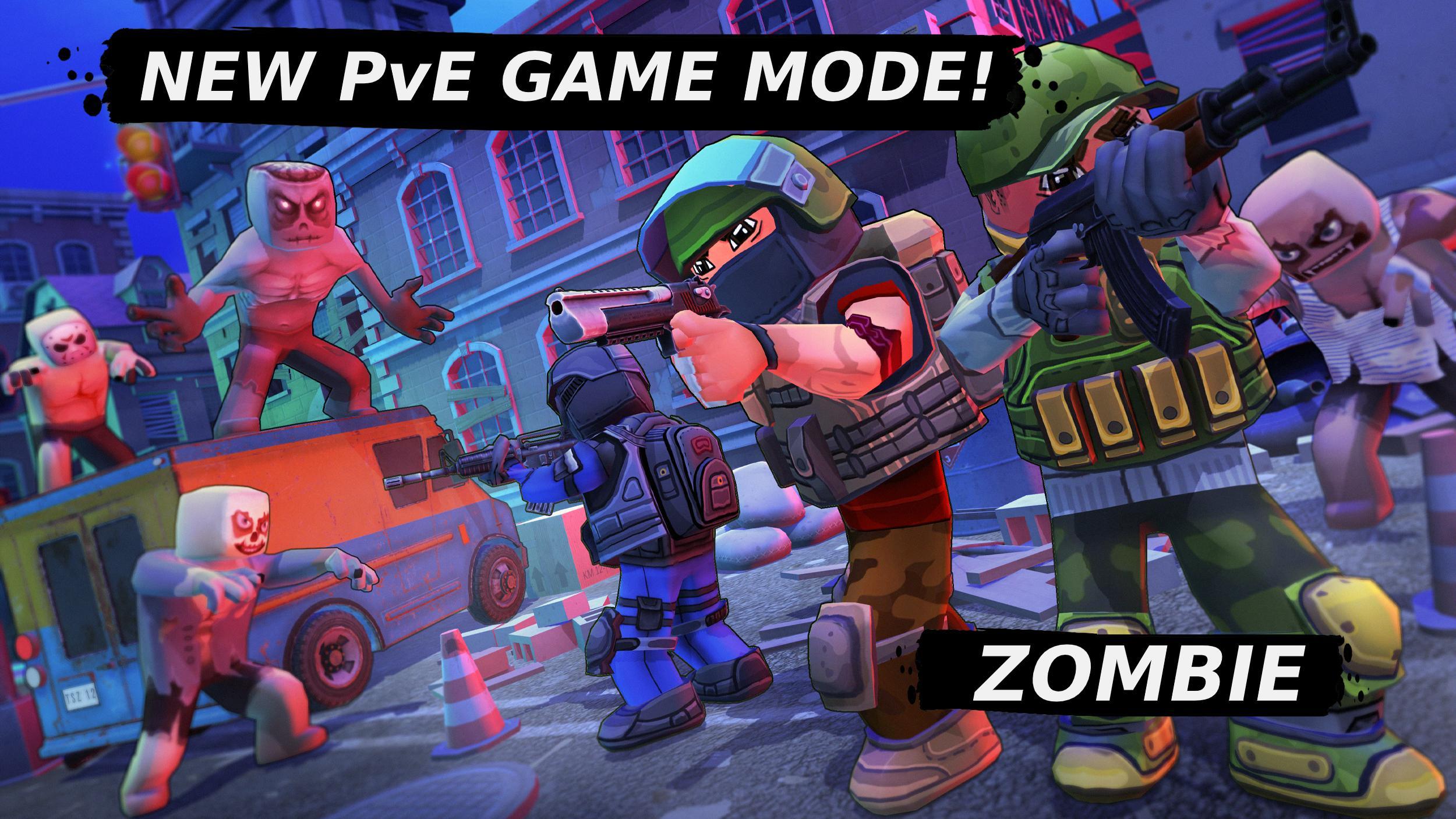 KUBOOM 3D: FPS Shooter 3.04 Screenshot 6