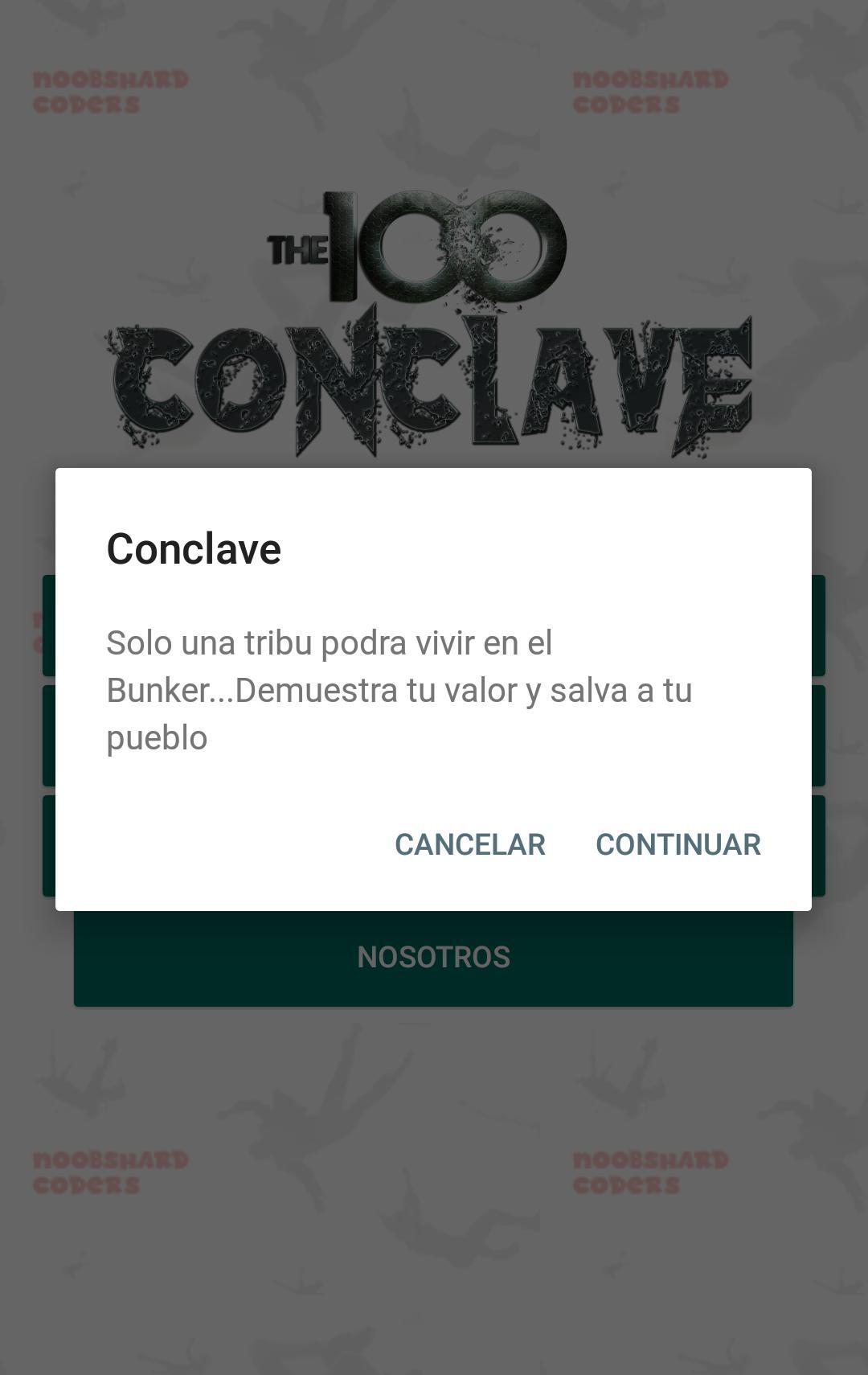 Los 100 - Conclave 1.6 Screenshot 3