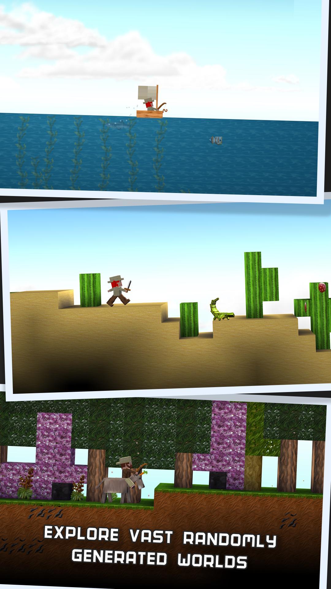 The Blockheads 1.7.6 Screenshot 1