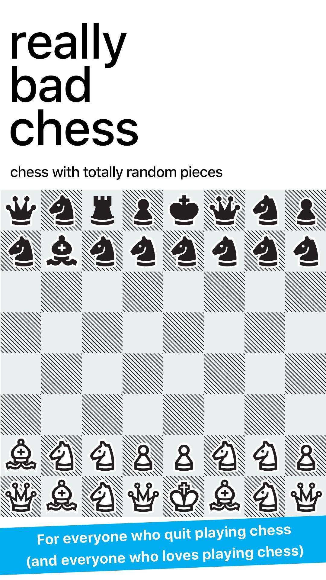 Really Bad Chess 1.3.2 Screenshot 1