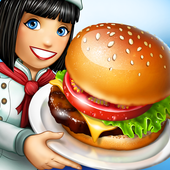 Cooking Fever app icon