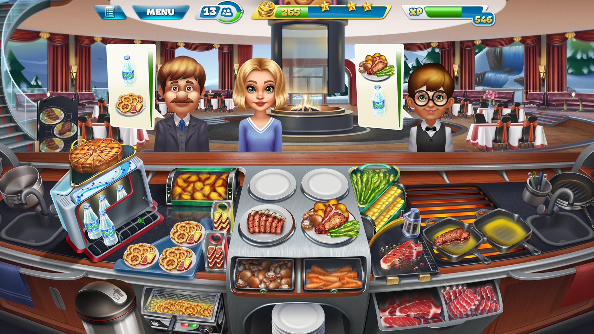 Cooking Fever 9.0.1 Screenshot 6