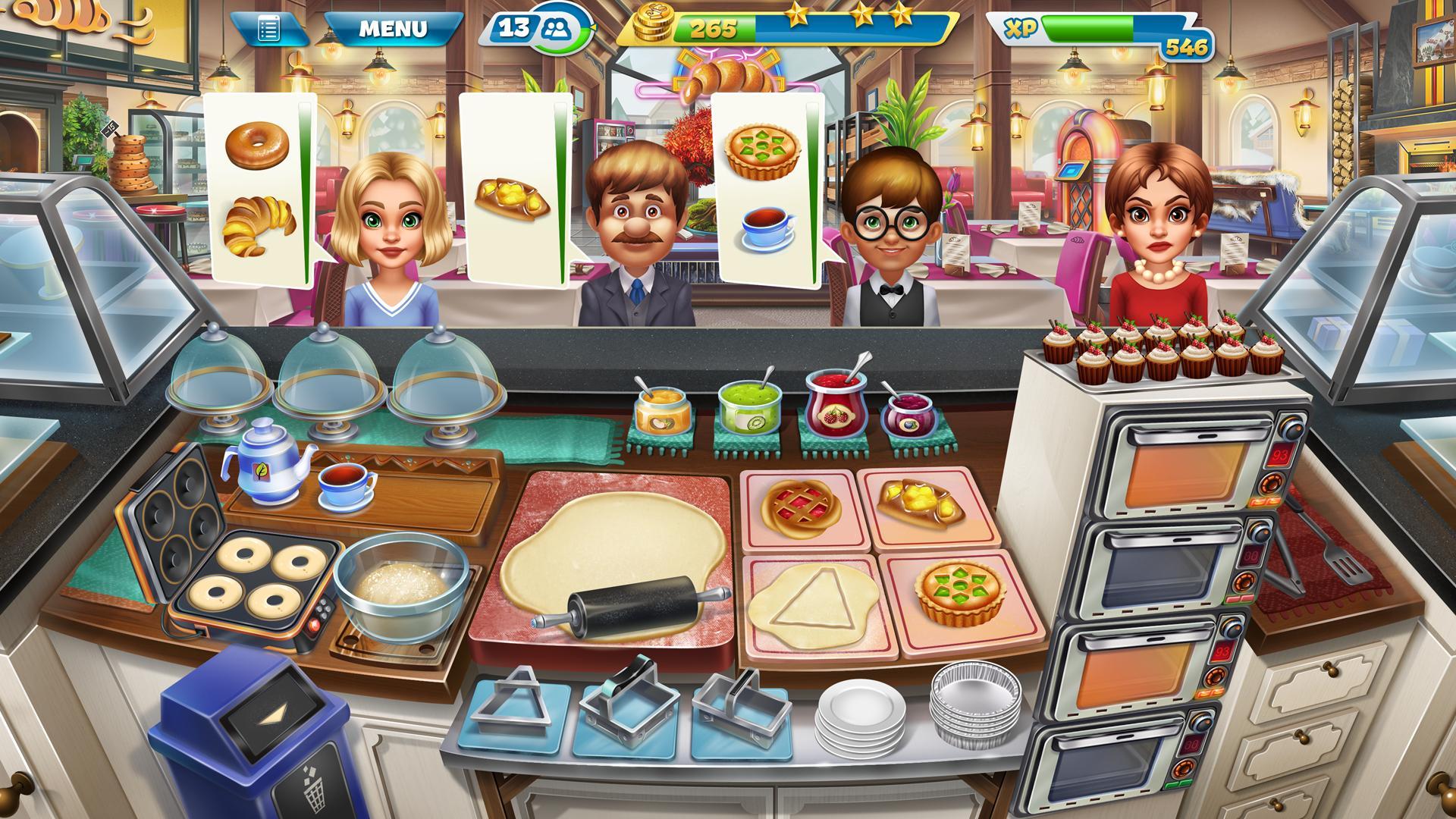 Cooking Fever 9.0.1 Screenshot 7