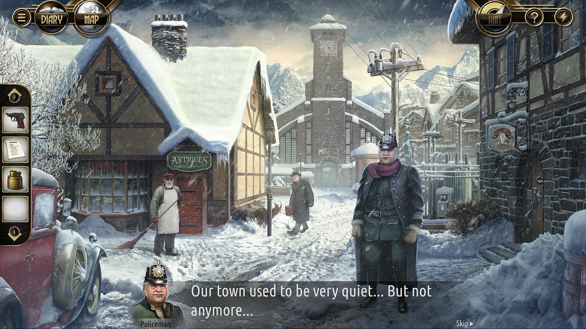 Murder in the Alps 5.0 Screenshot 20
