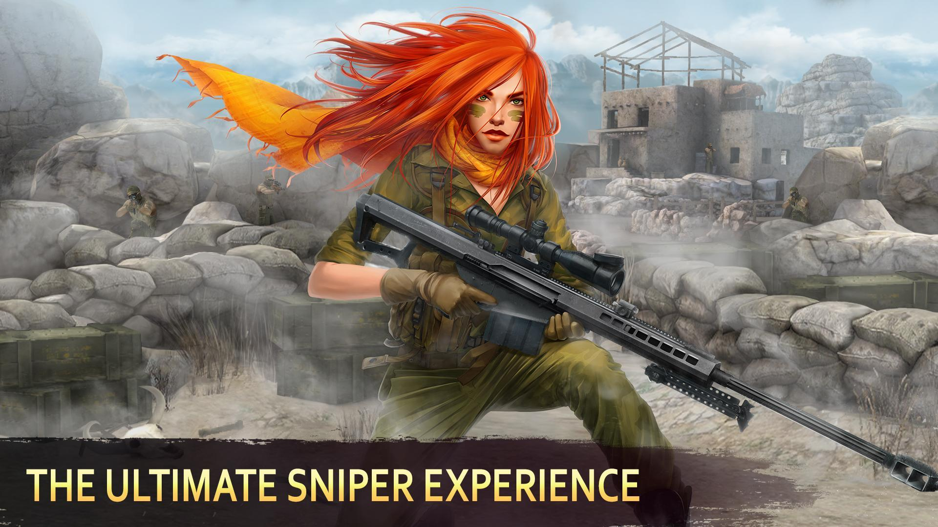 Sniper Arena PvP Army Shooter 1.2.8 Screenshot 14