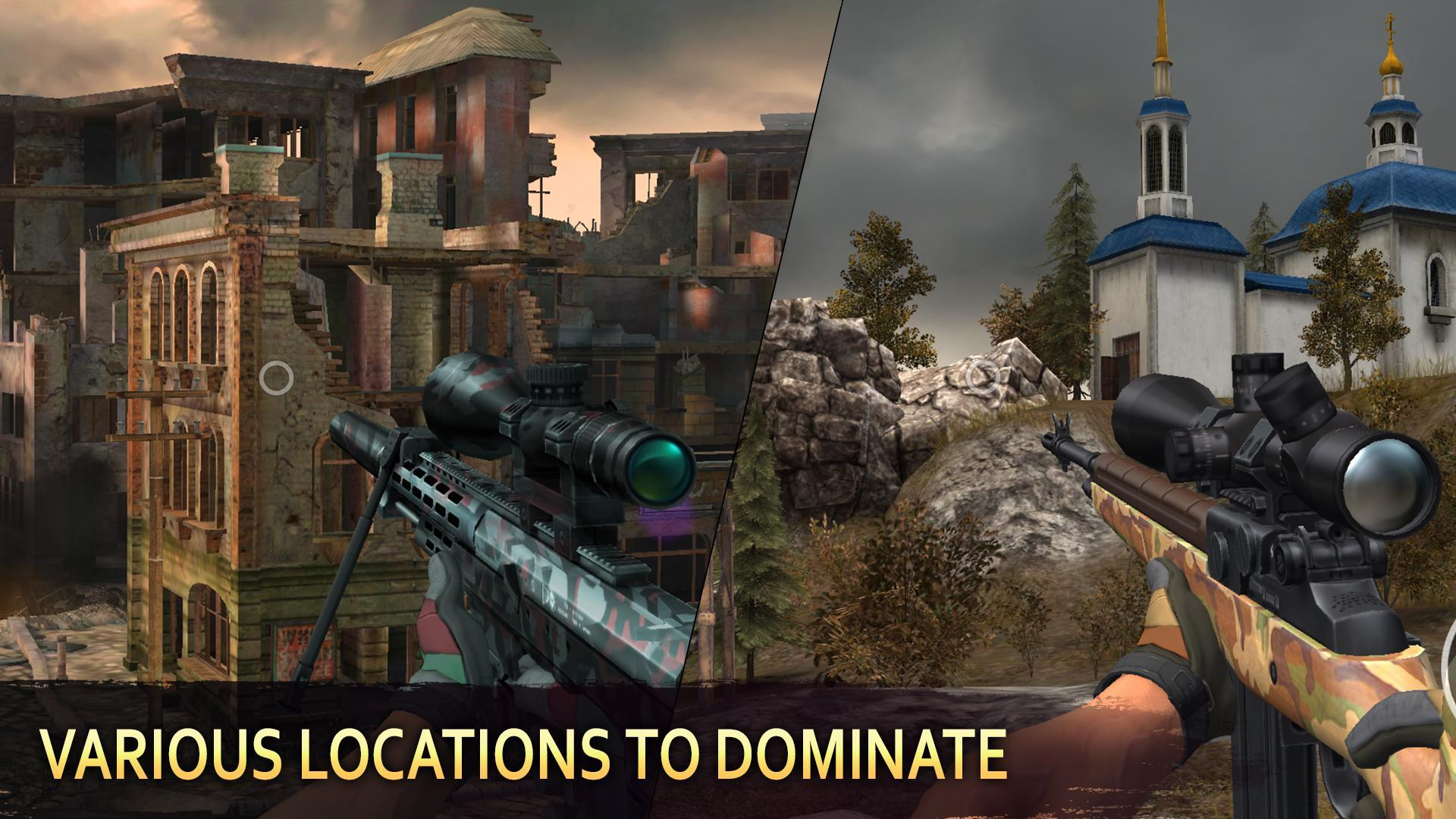 Sniper Arena PvP Army Shooter 1.2.8 Screenshot 3