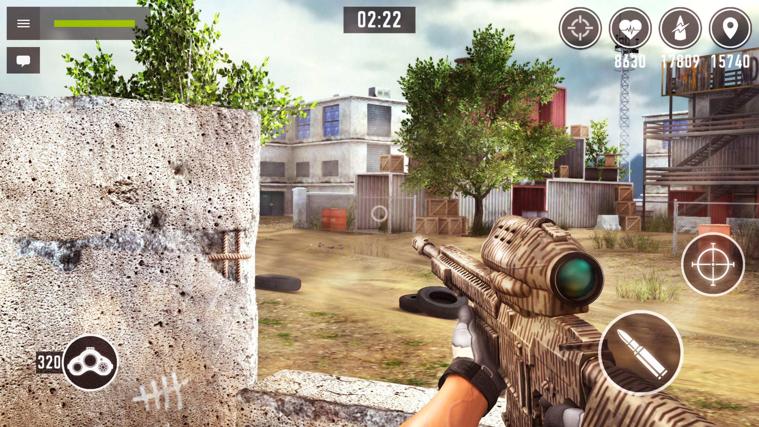 Sniper Arena PvP Army Shooter 1.2.8 Screenshot 5