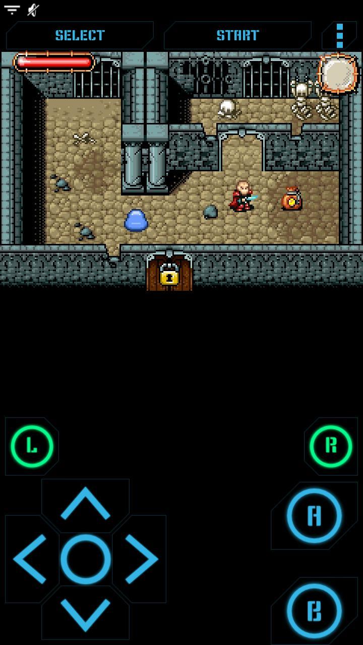 Nostalgia.GBA (GBA Emulator) 2.0.9 Screenshot 1