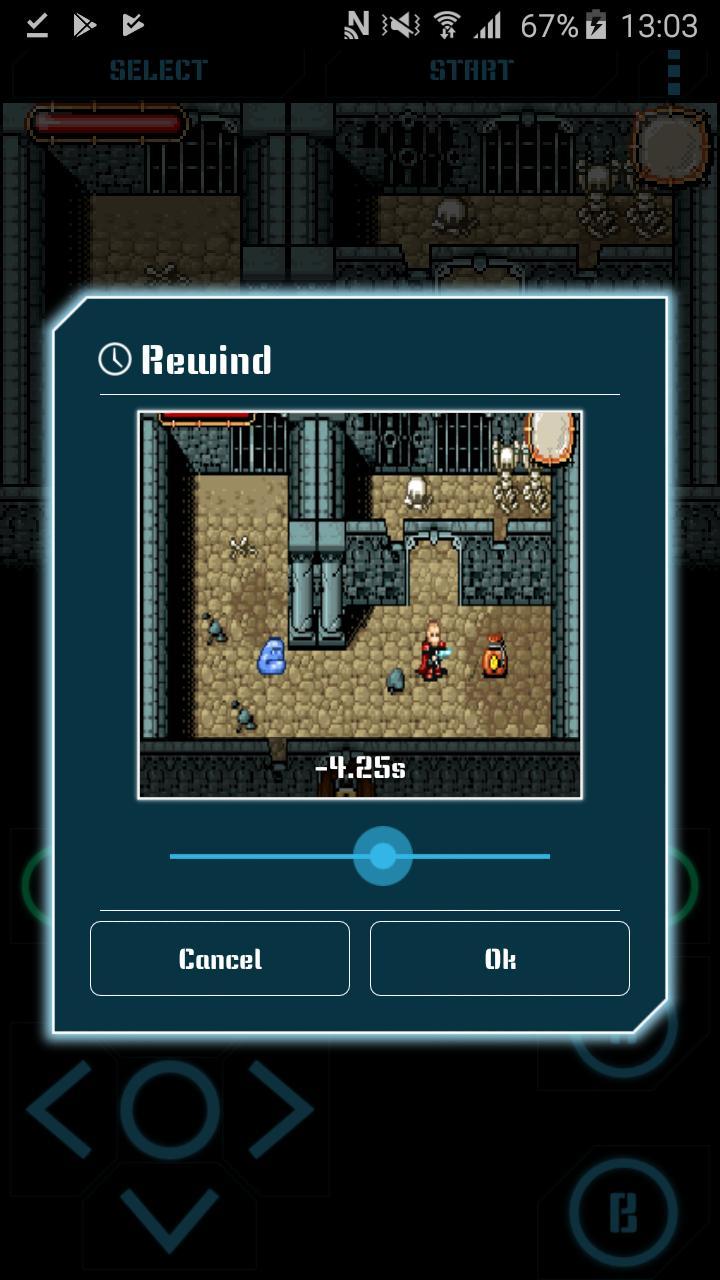 Nostalgia.GBA (GBA Emulator) 2.0.9 Screenshot 2