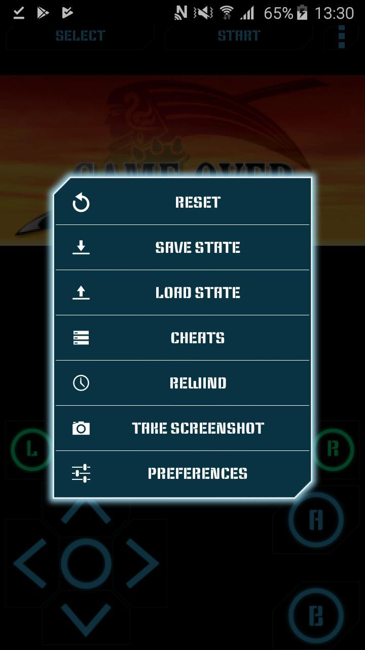 Nostalgia.GBA (GBA Emulator) 2.0.9 Screenshot 3