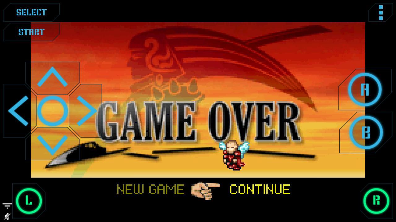 Nostalgia.GBA (GBA Emulator) 2.0.9 Screenshot 4