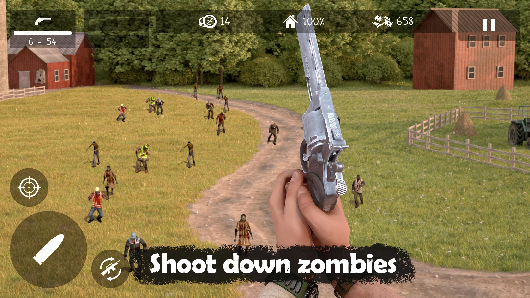 Dead Zed 1.1.7 Screenshot 1