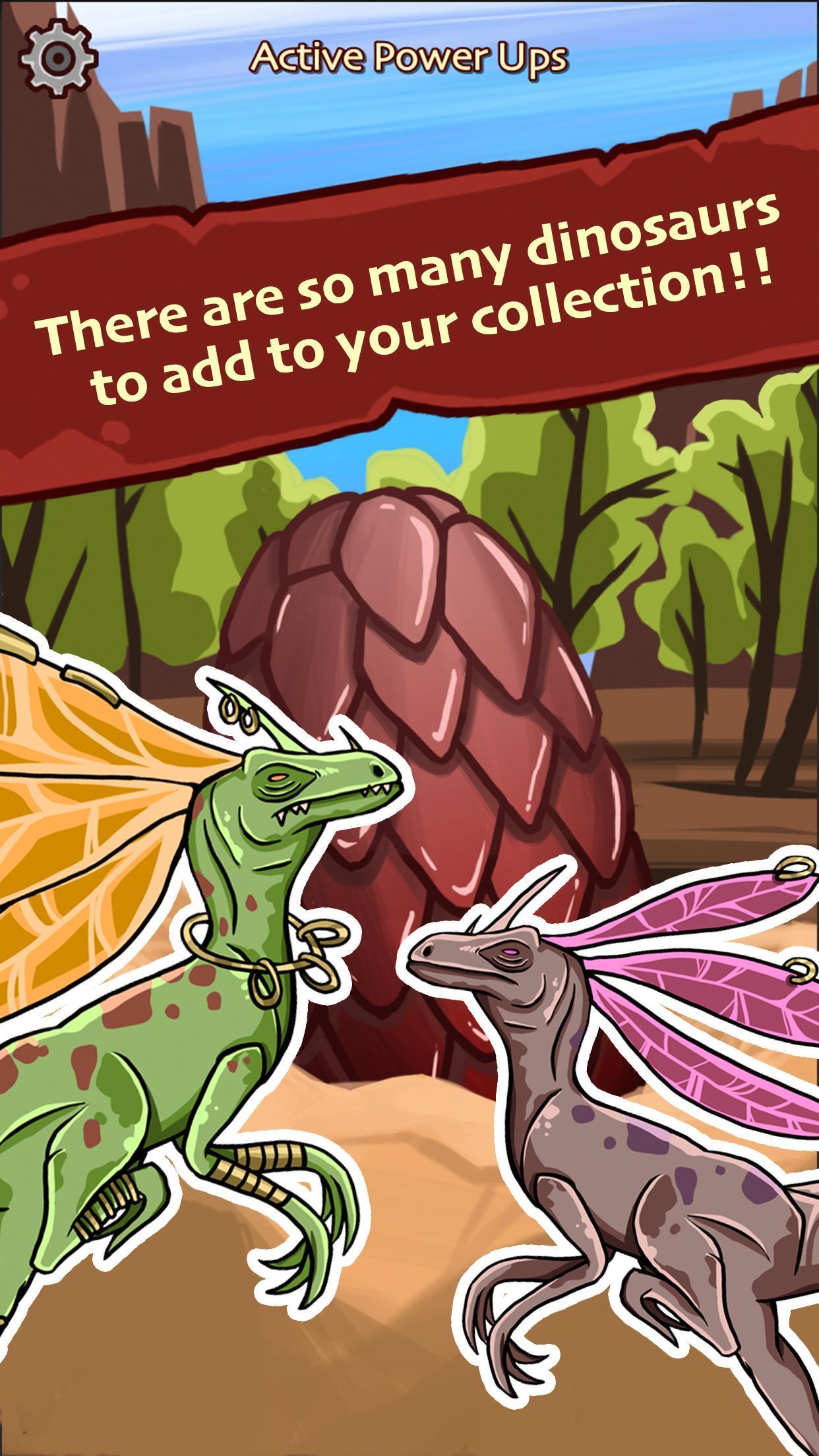 Hatch Dinosaur Eggs - Jurassic World Clicker Games 1.0.7 Screenshot 1