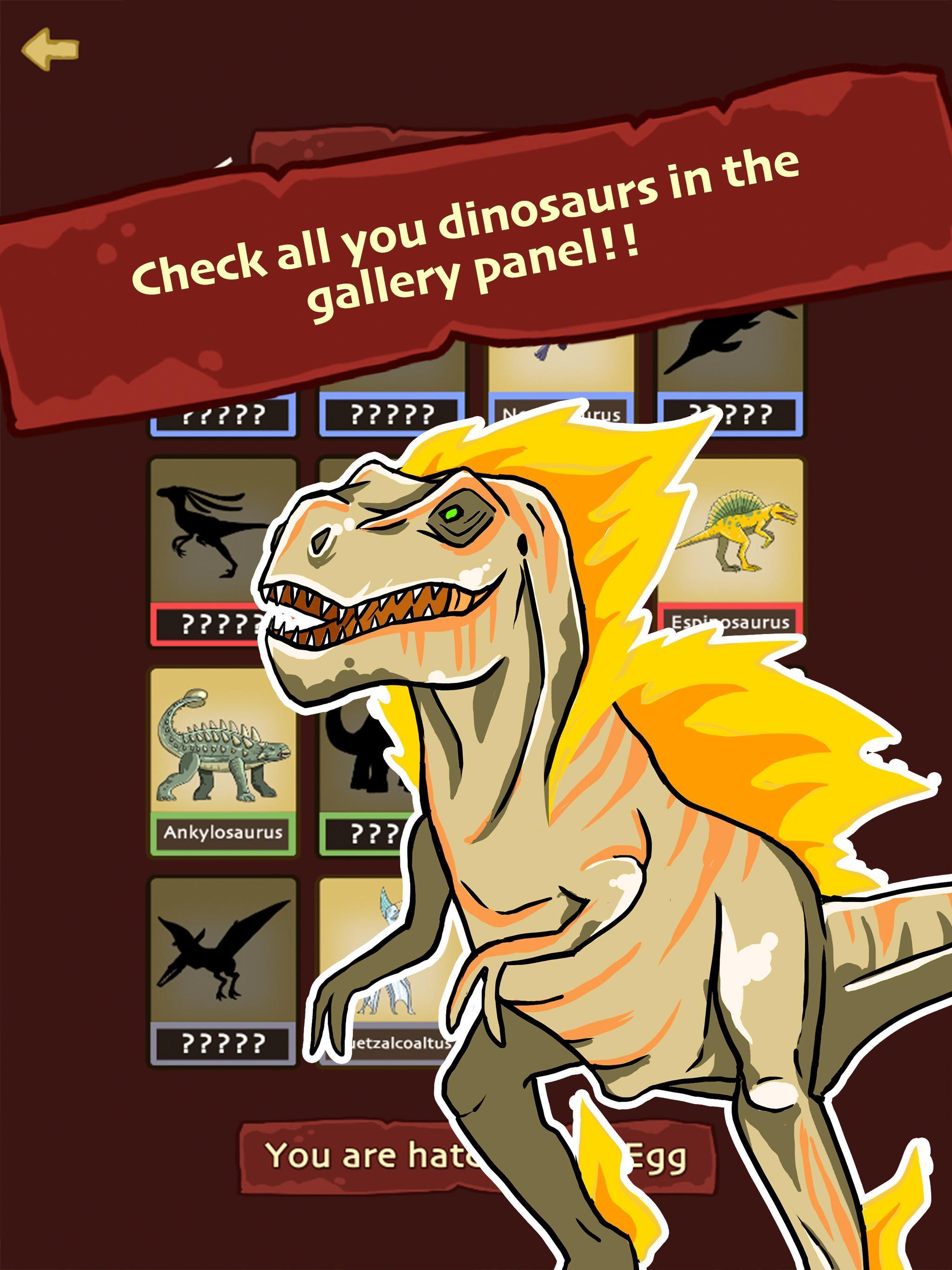 Hatch Dinosaur Eggs - Jurassic World Clicker Games 1.0.7 Screenshot 15