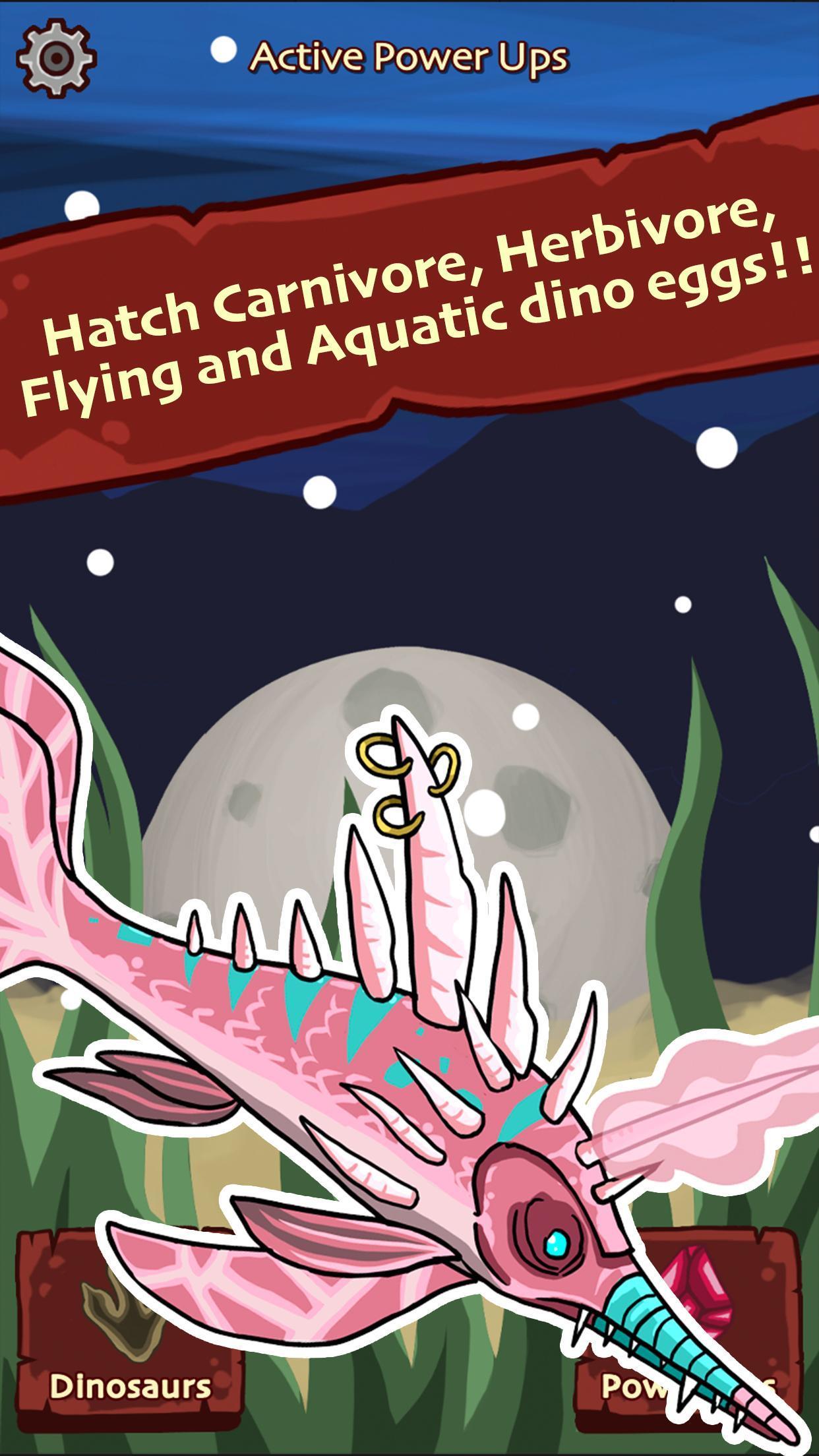 Hatch Dinosaur Eggs - Jurassic World Clicker Games 1.0.7 Screenshot 4