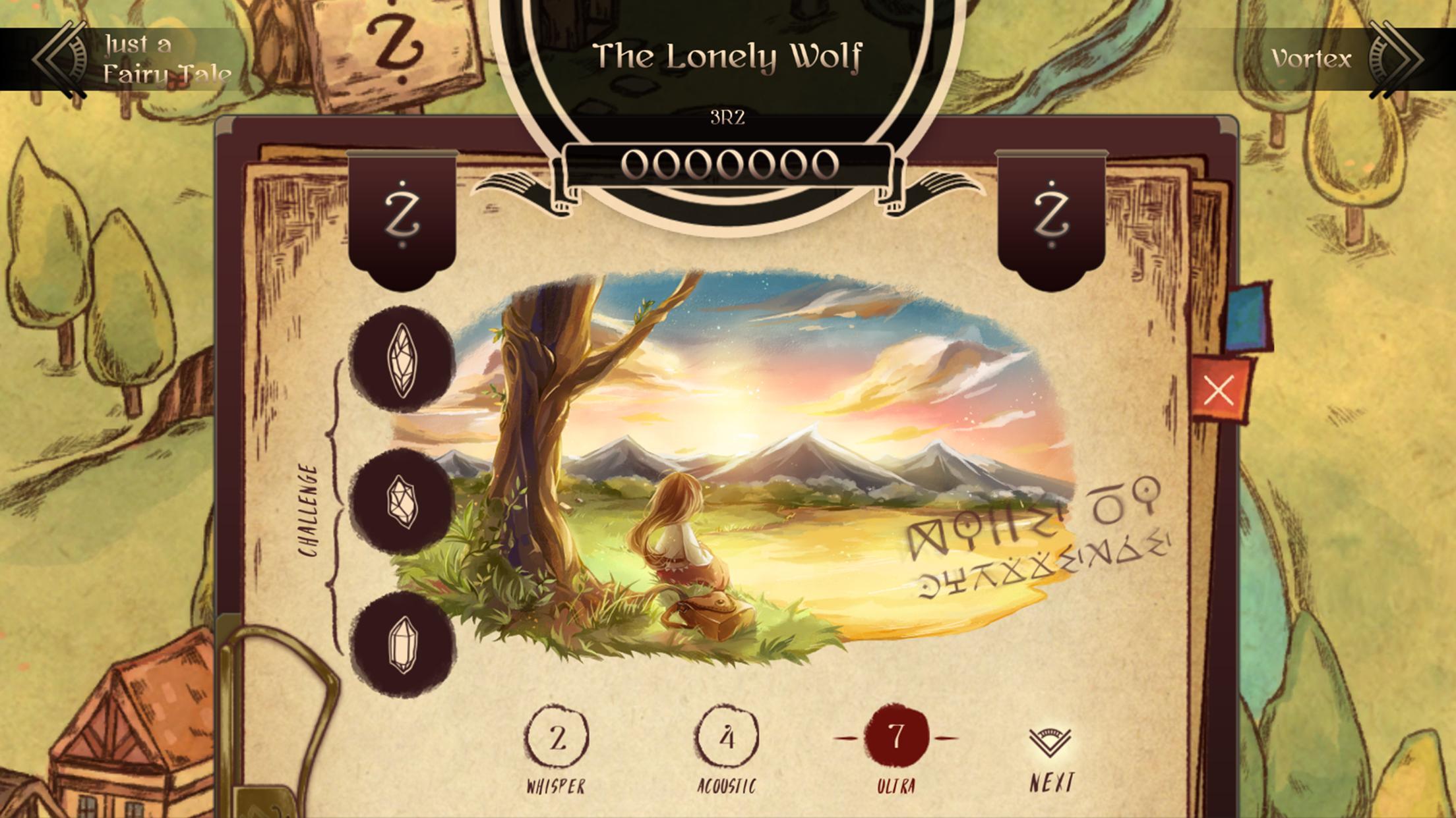 Lanota Dynamic & Challenging Music Game 2.5.3 Screenshot 12