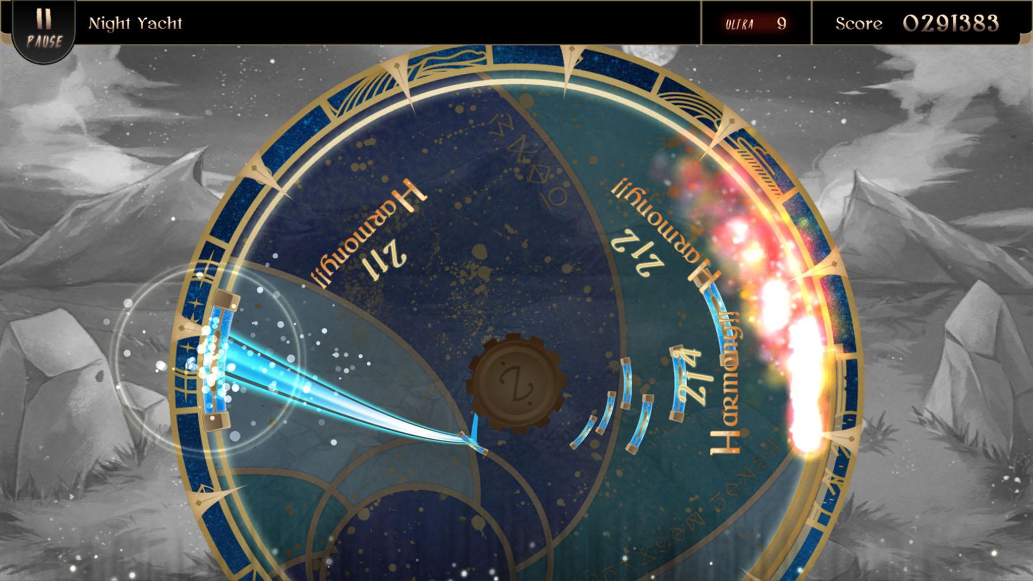 Lanota Dynamic & Challenging Music Game 2.5.3 Screenshot 2