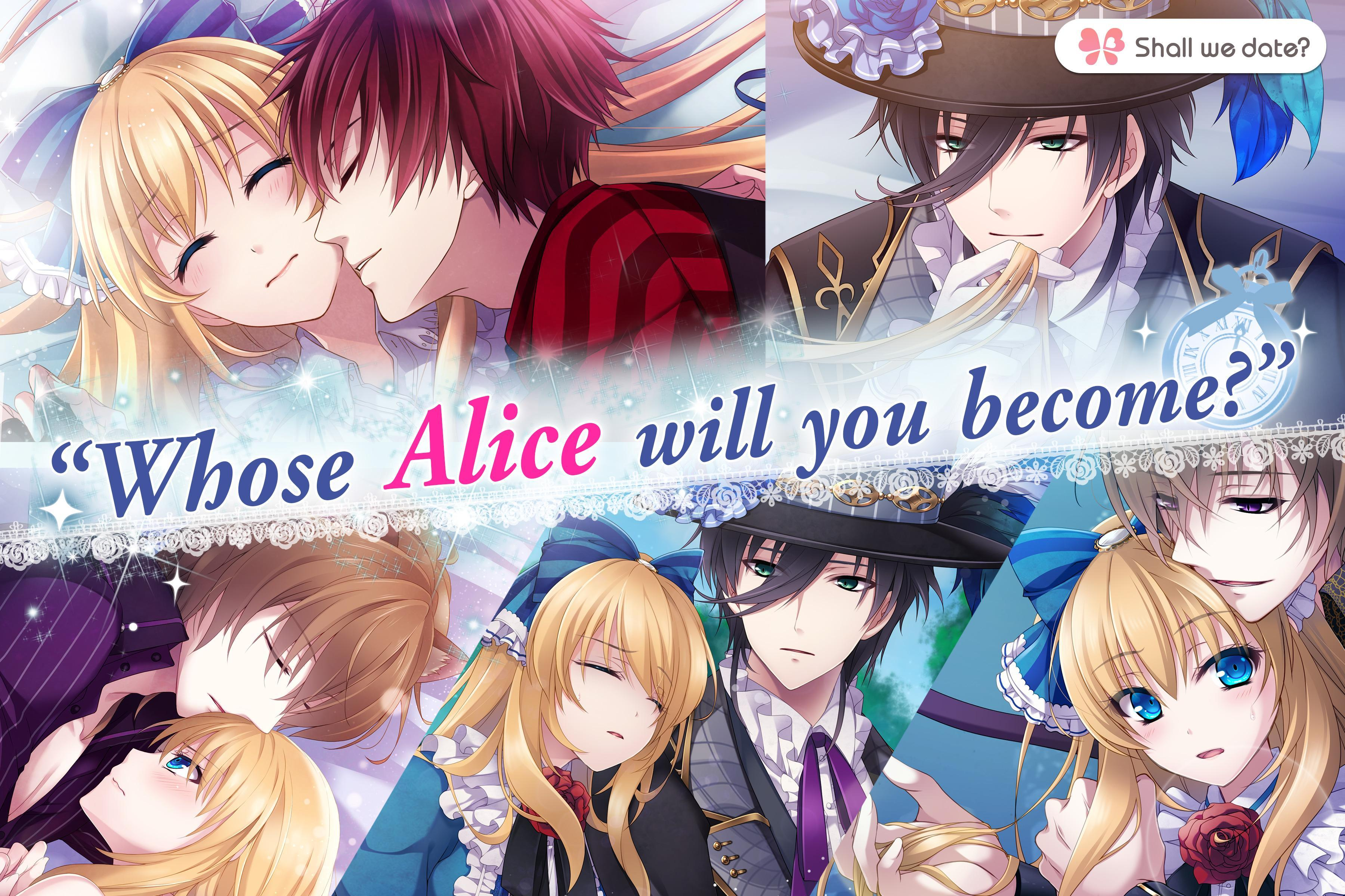Lost Alice - otome game/dating sim #shall we date 1.5.1 Screenshot 17