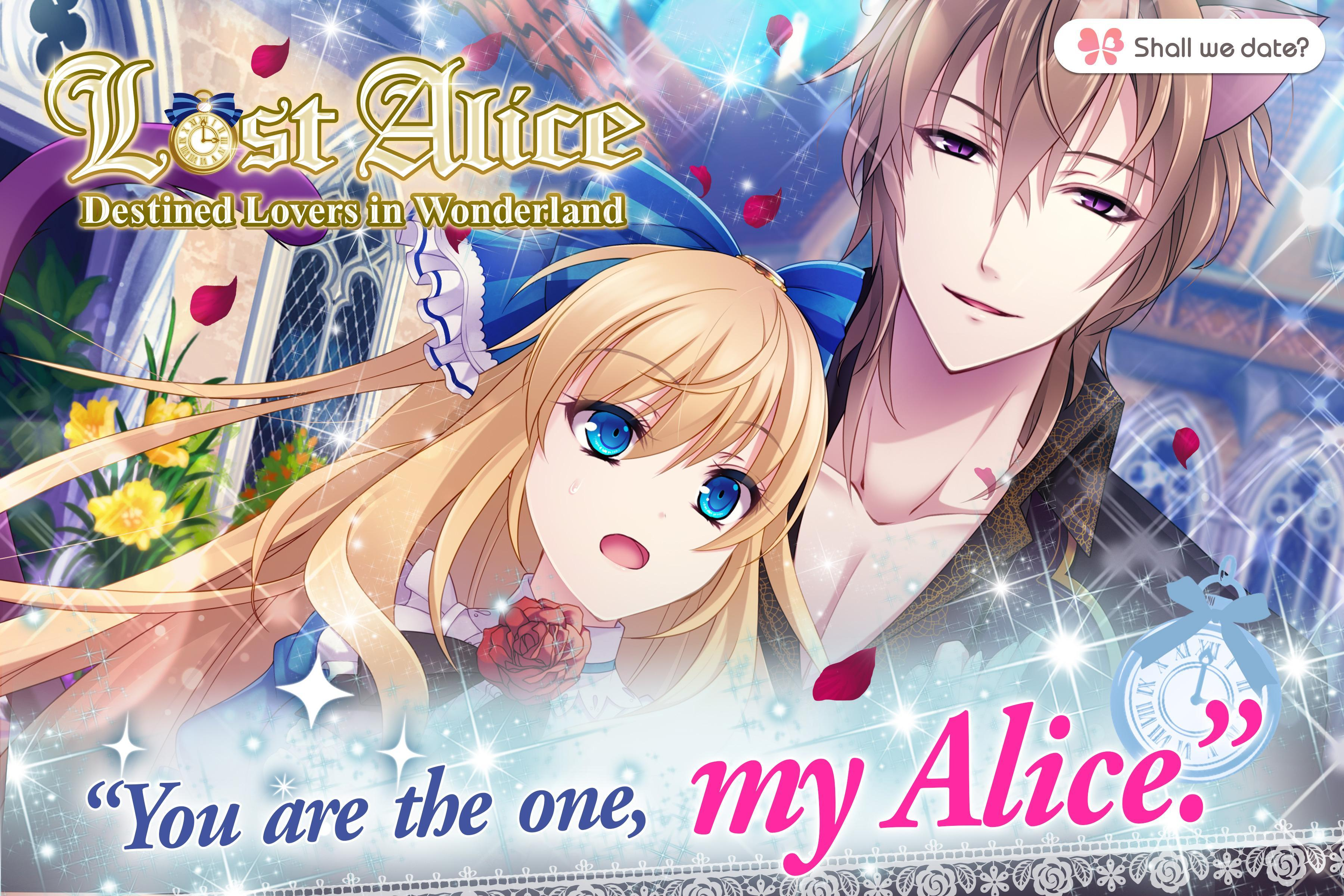 Lost Alice - otome game/dating sim #shall we date 1.5.1 Screenshot 2